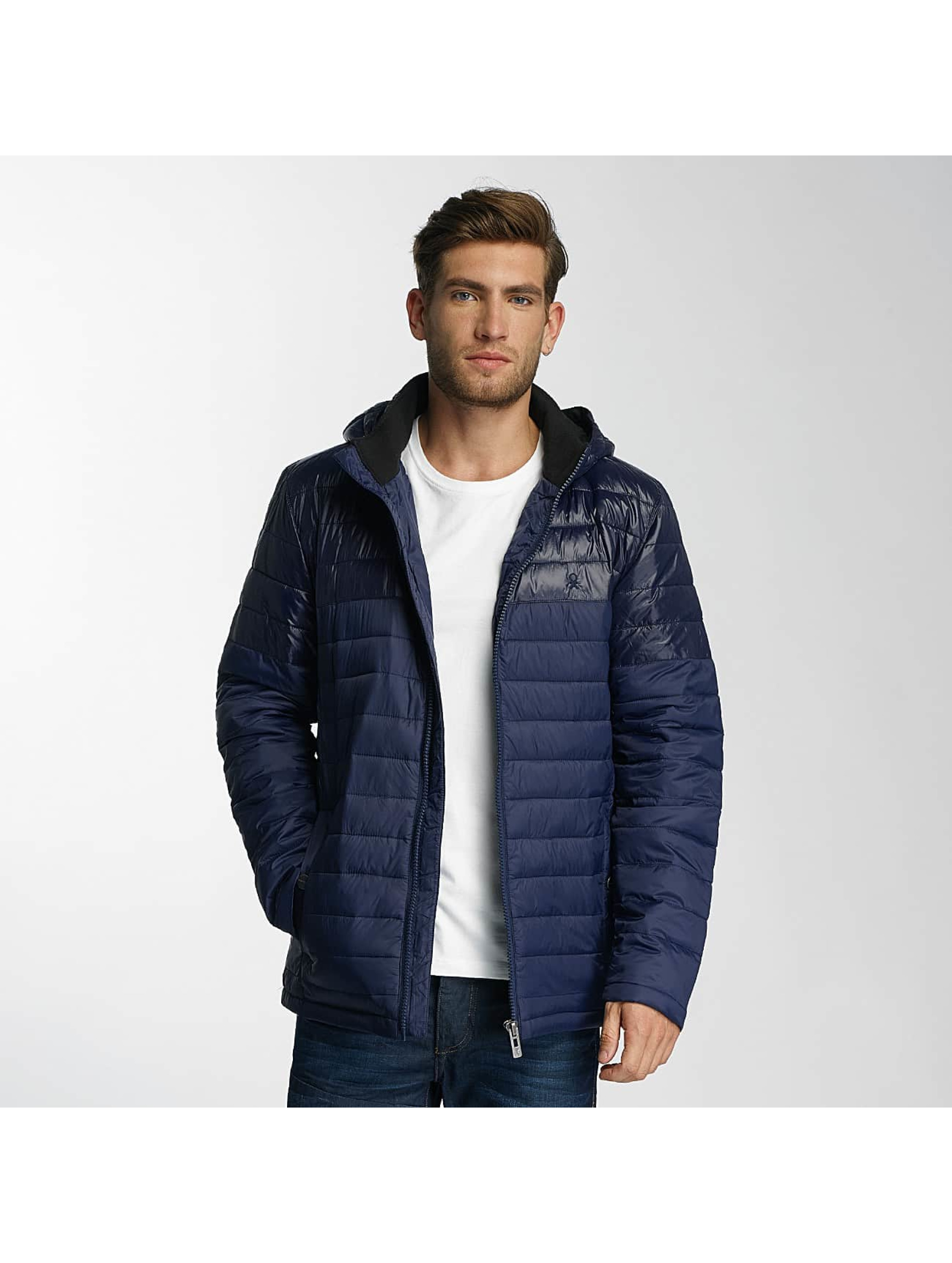 Paris Premium Winter Jacket Puffy blue