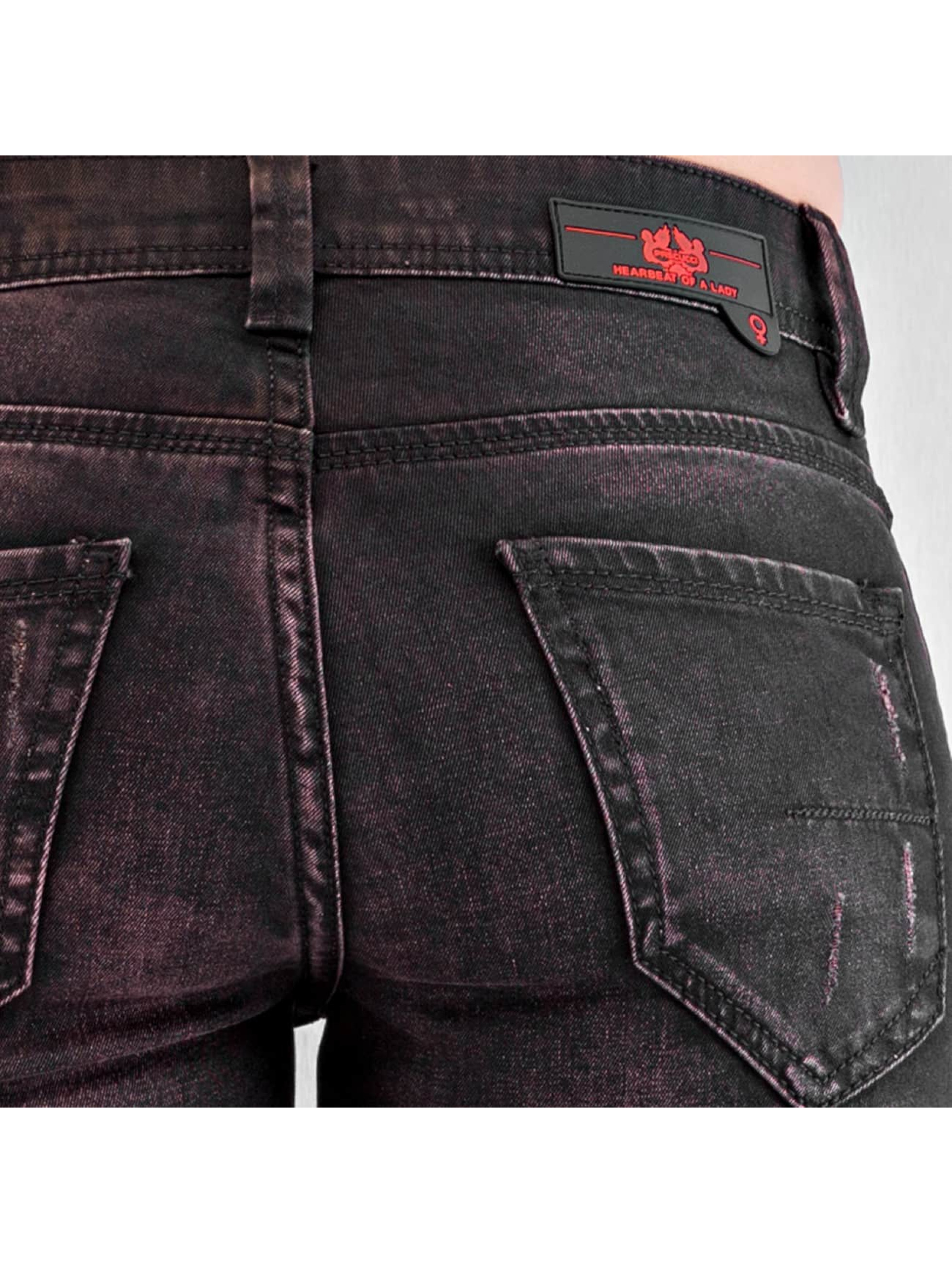 Pascucci Straight Fit Jeans B-Boro black