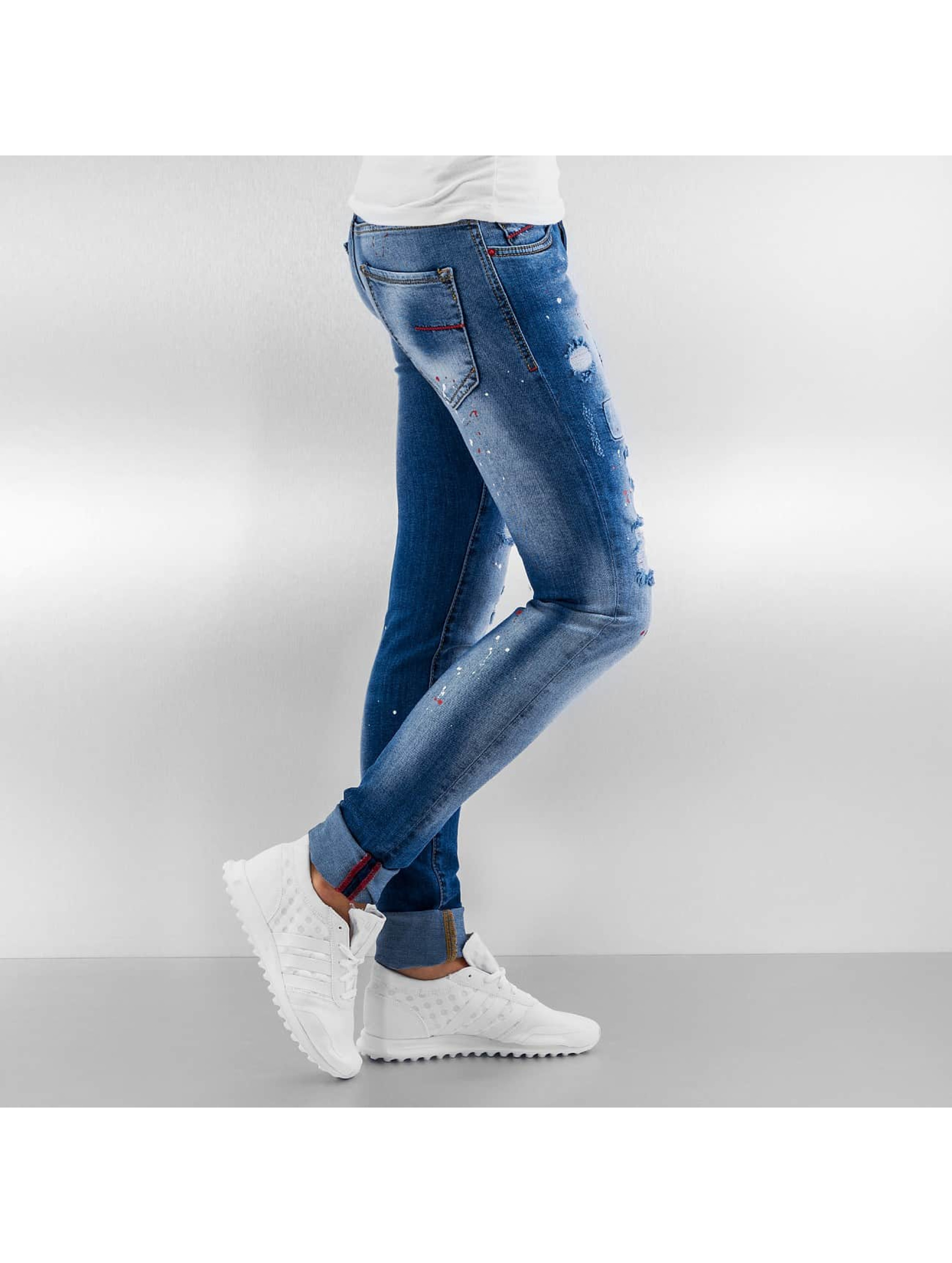 Pascucci Straight Fit Jeans B-Reno blue