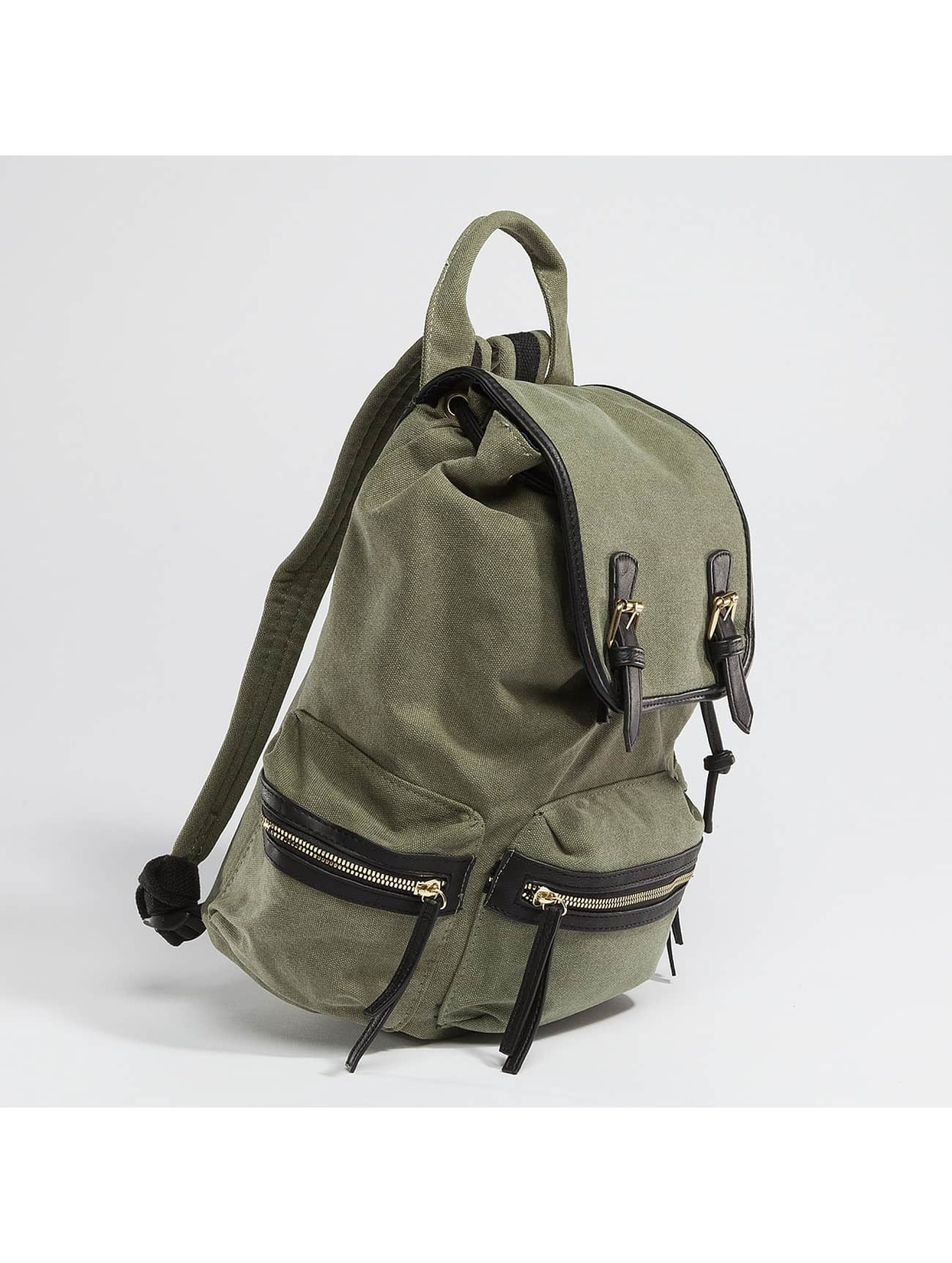 Pieces Backpack pcSimone green