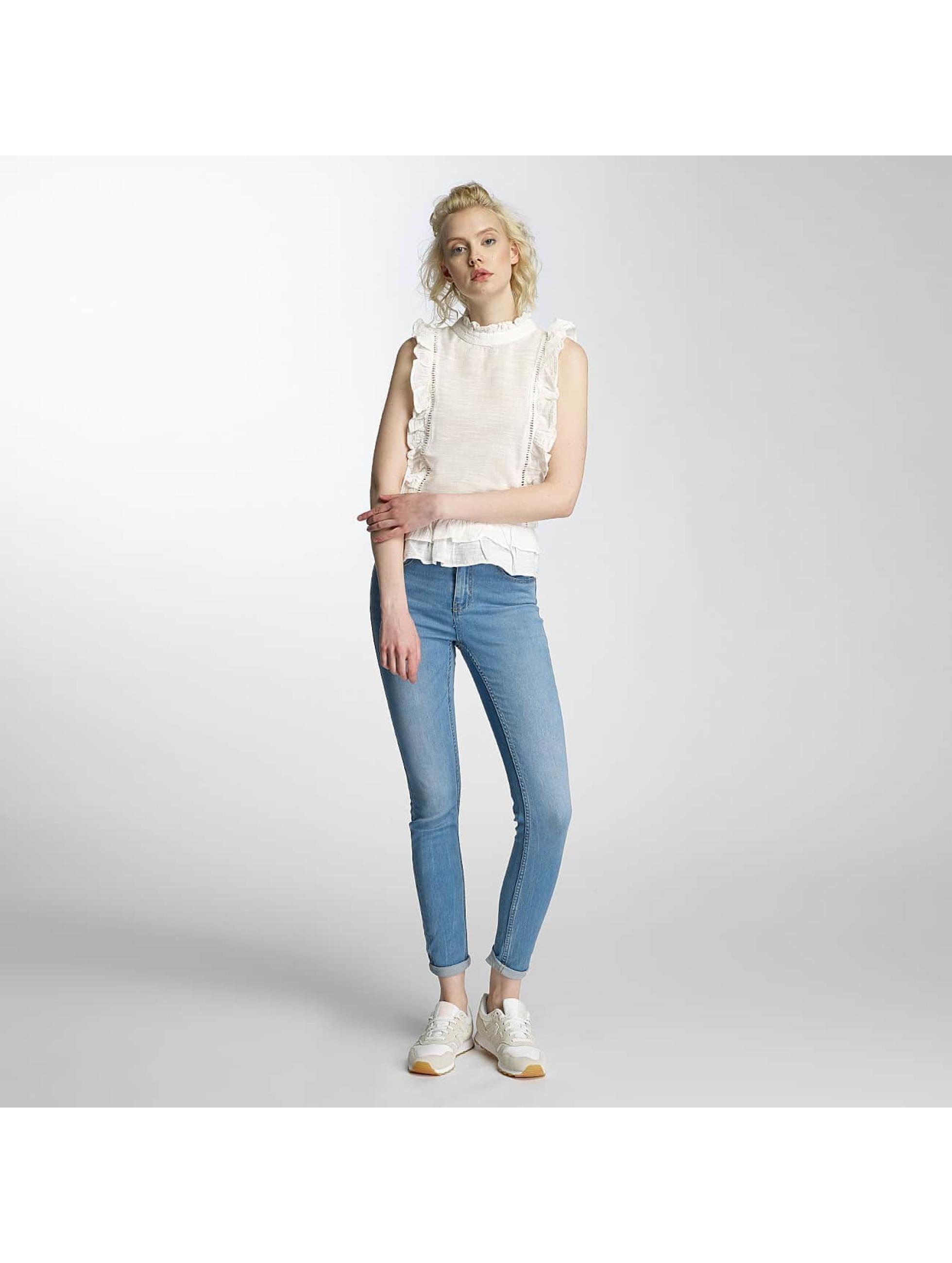 Pieces Blouse/Tunic pcElton white