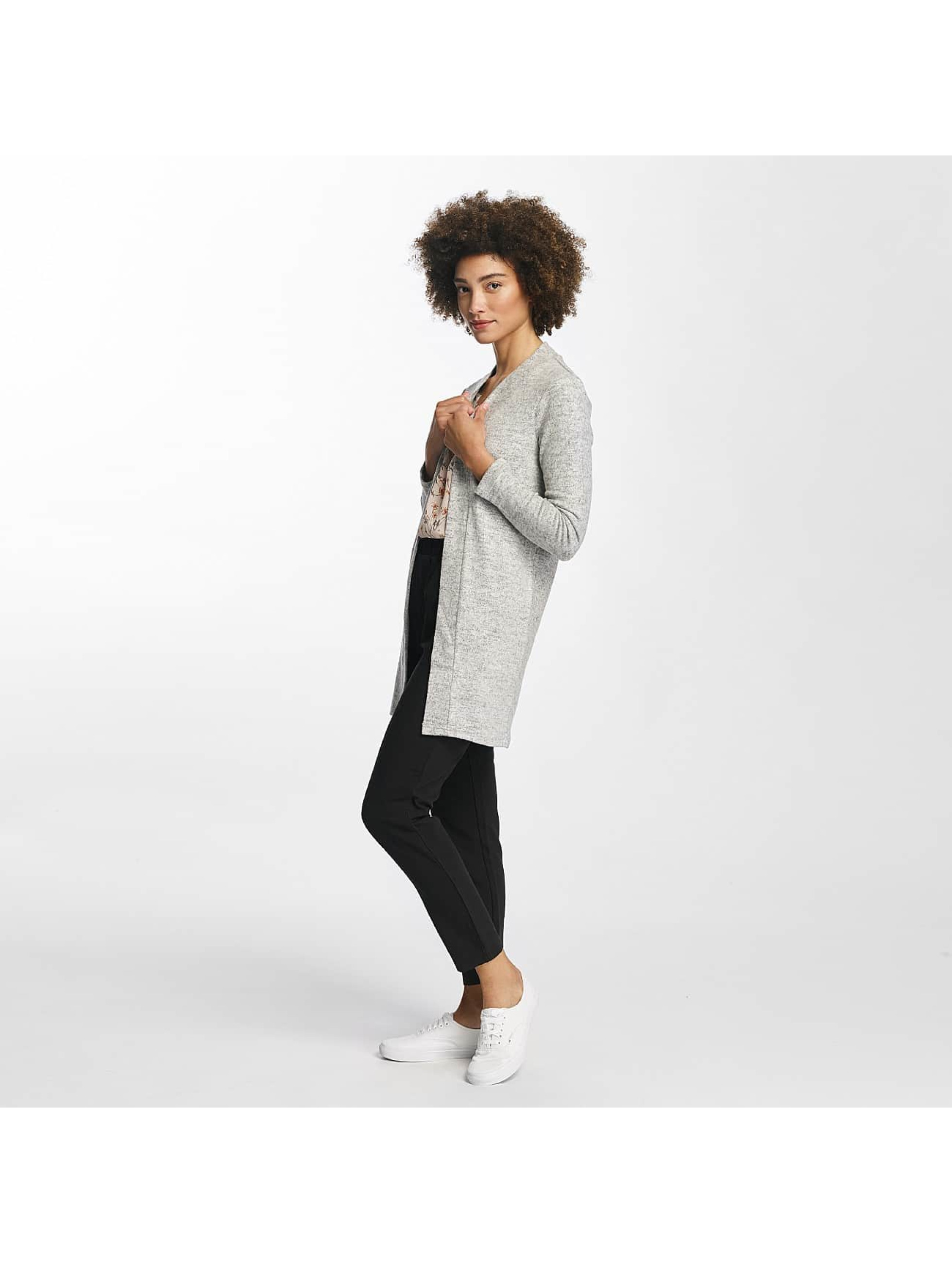 Pieces Cardigan pcAmia gray