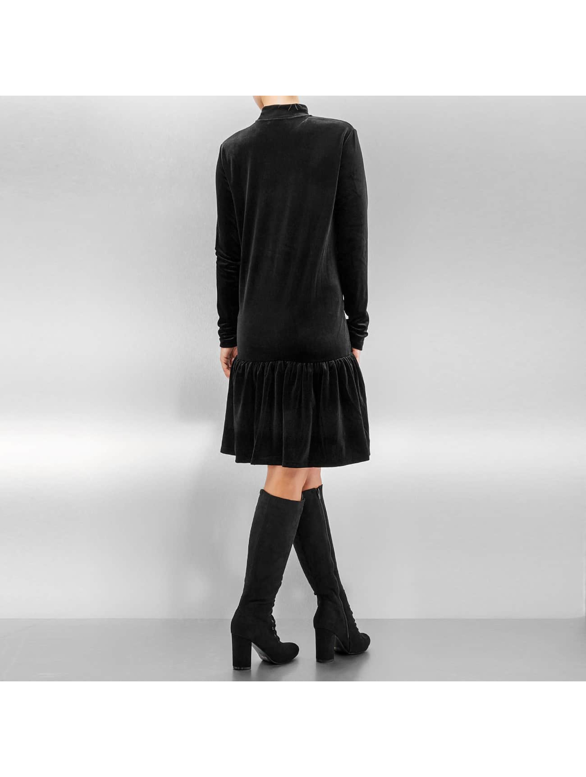 Pieces Dress pcMary Samt black