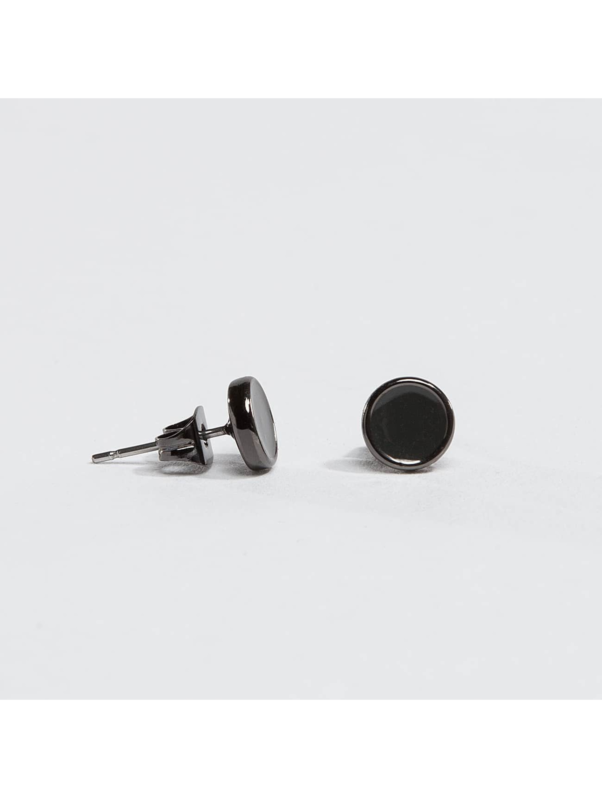Pieces Earring pcMalle New Basic gray