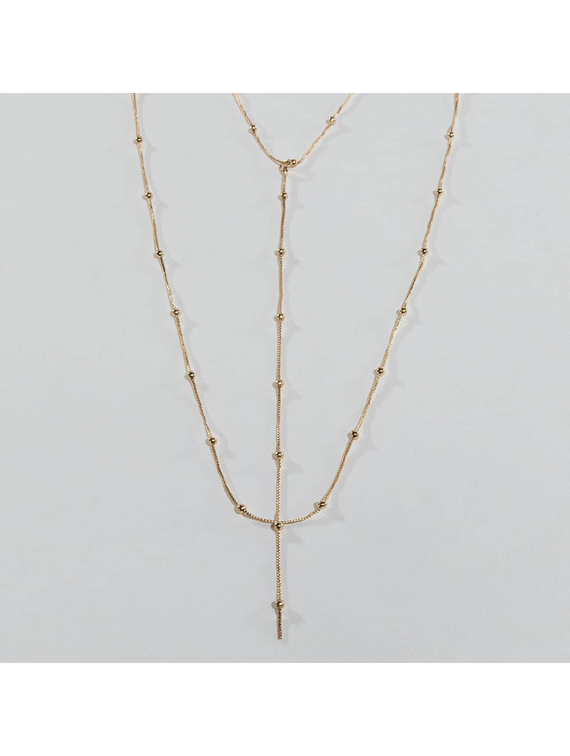 Pieces Necklace pcNanna gold