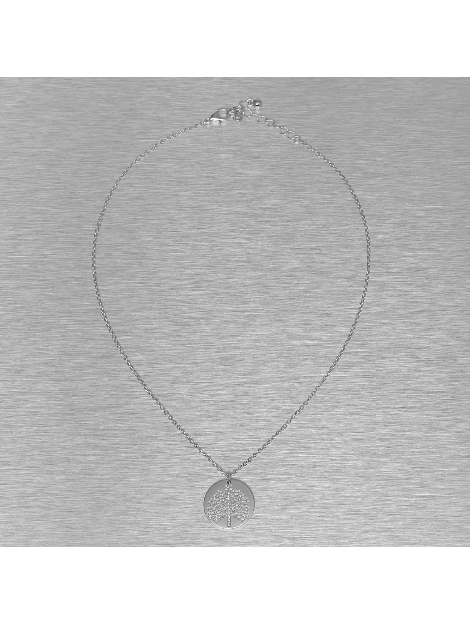 Pieces Necklace pcPhoebe silver