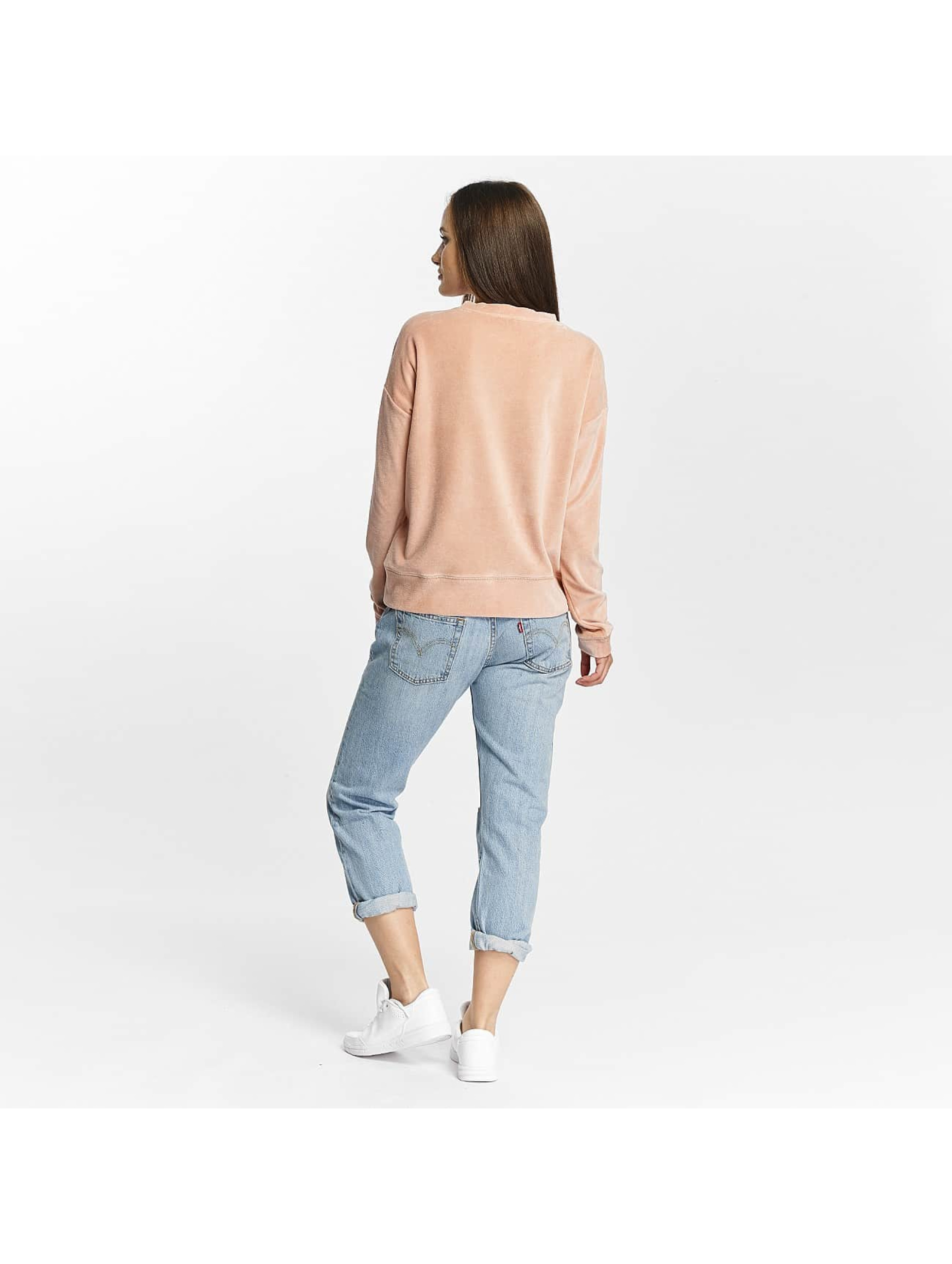 Pieces Pullover pcLura rose