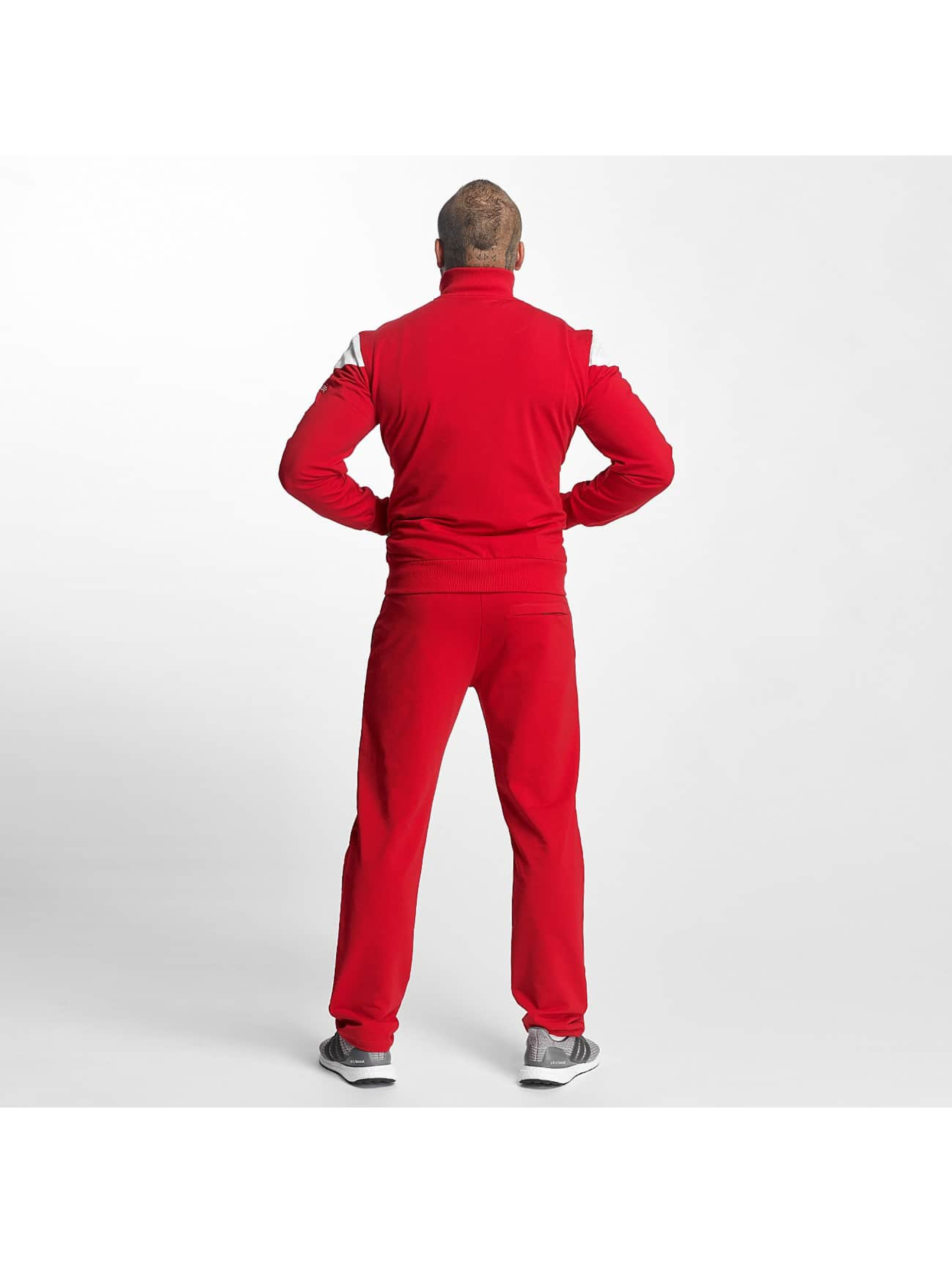 Pro Violence Streetwear Suits Cosy red