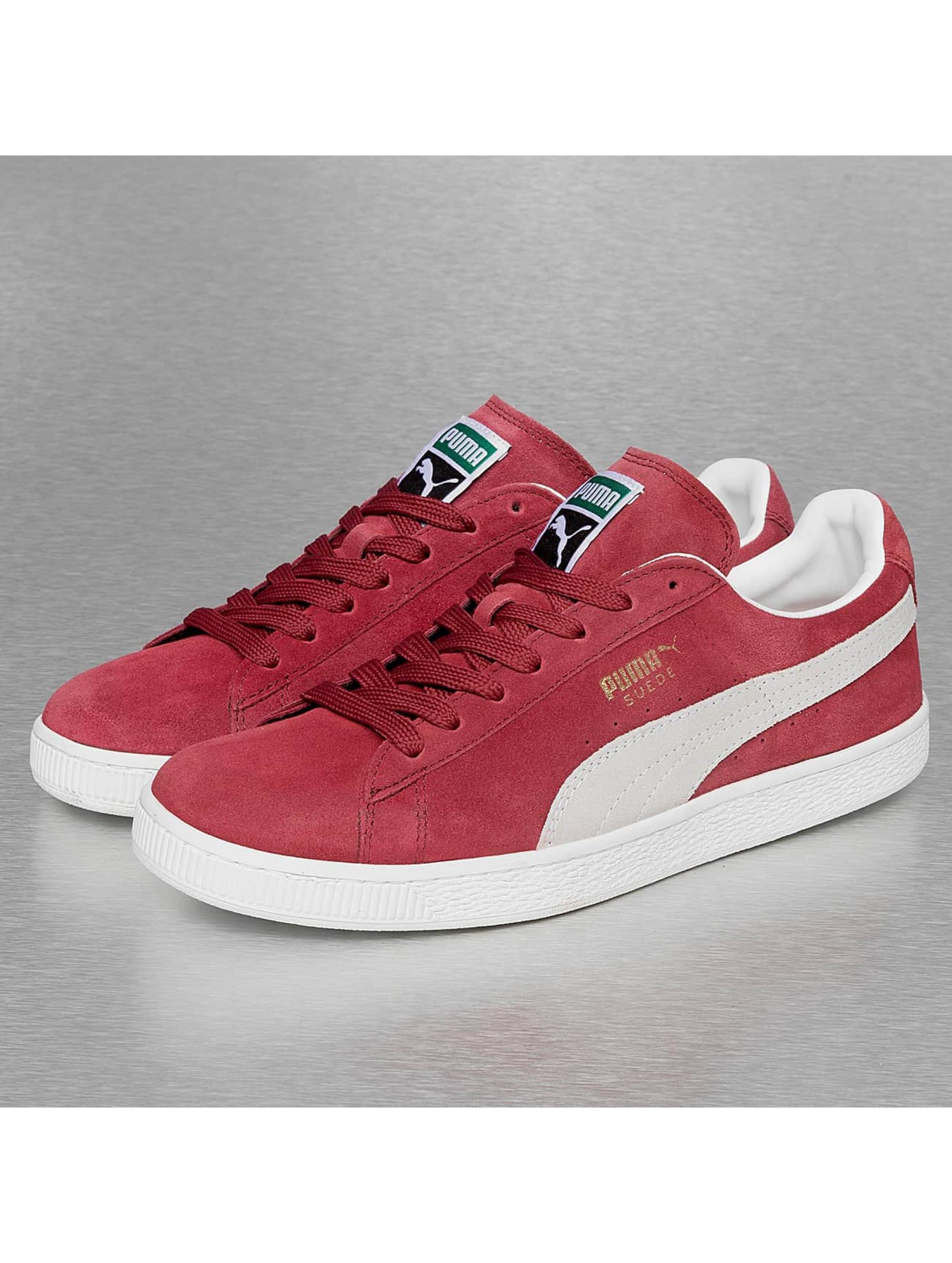 Puma Schoenen Helemaal Rood