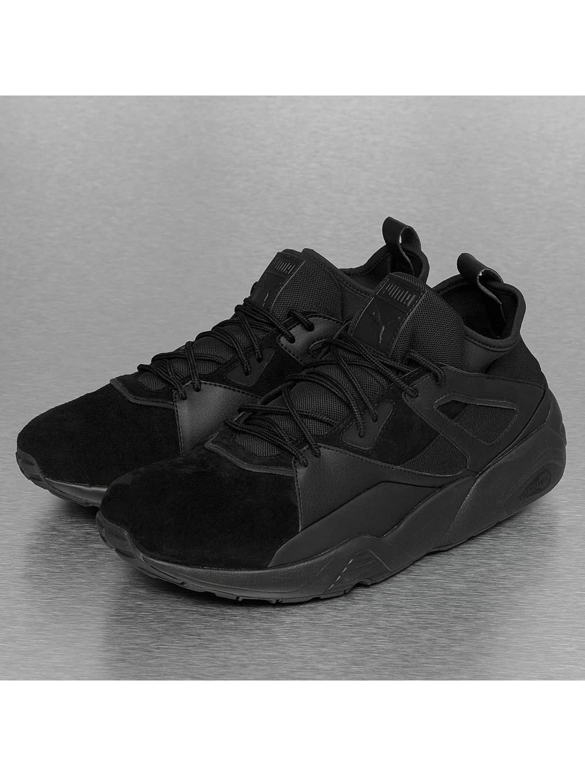 Puma Schoenen Zwart Grijs