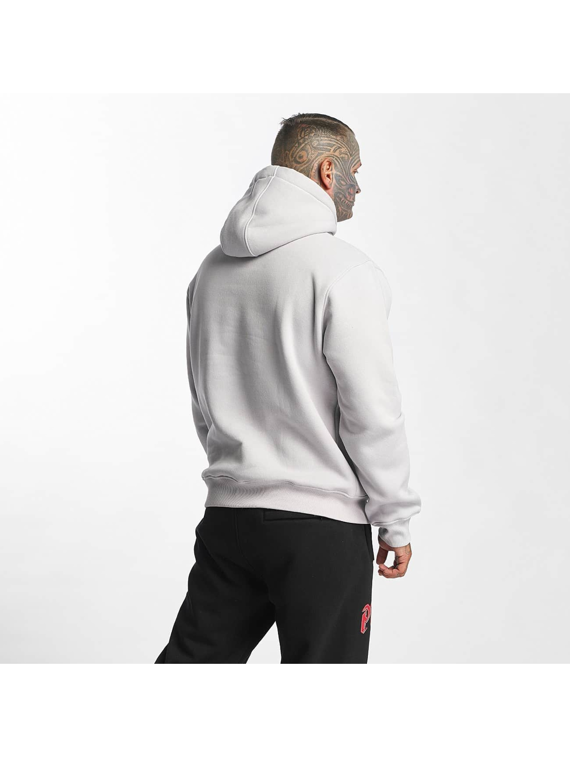 Pure Hate Hoodie Fatality gray
