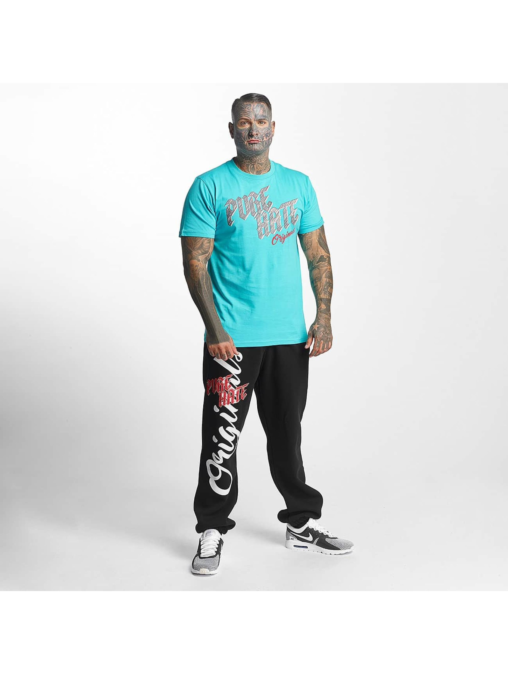 Pure Hate T-Shirt Pure Hate Originals turquoise