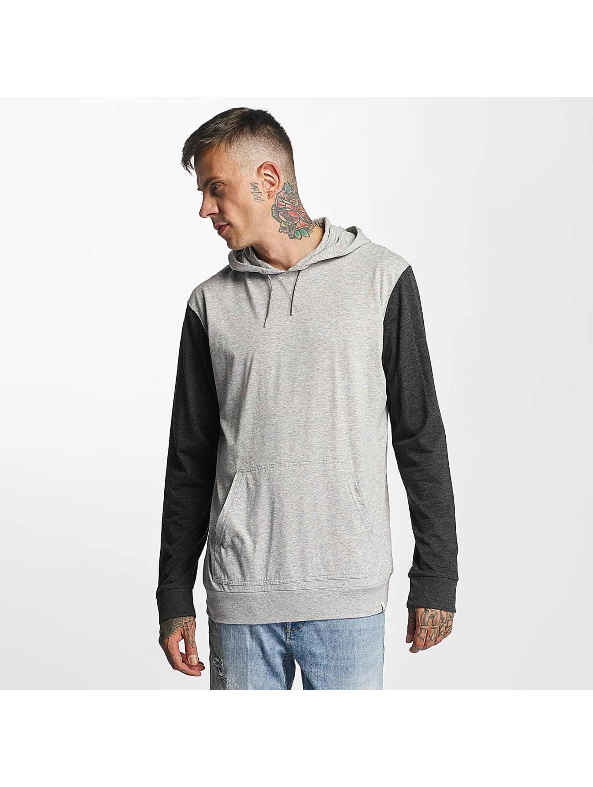 Quiksilver Hoodie Guitar Magic gray
