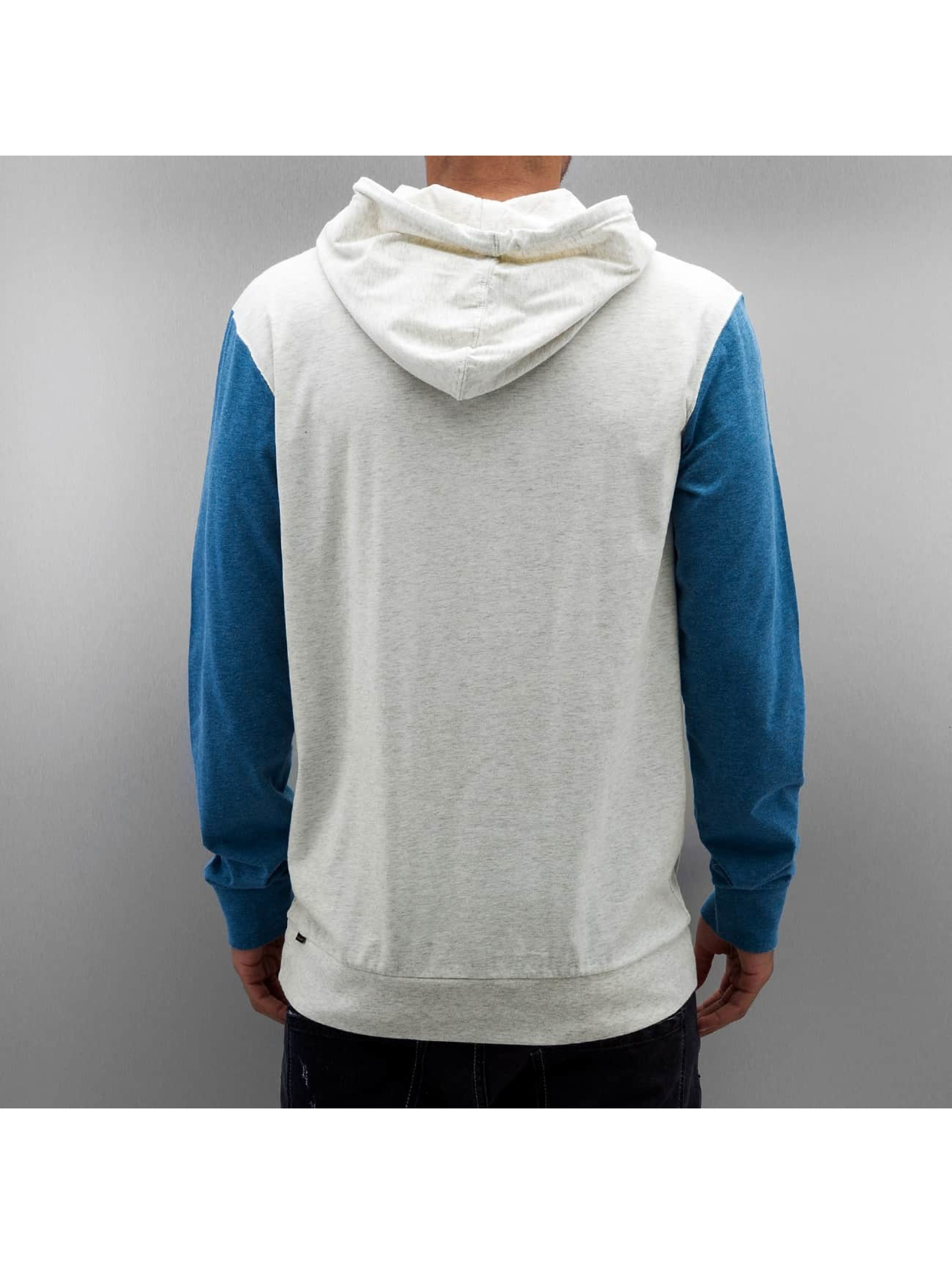 Quiksilver Hoodie Guitar Magic white