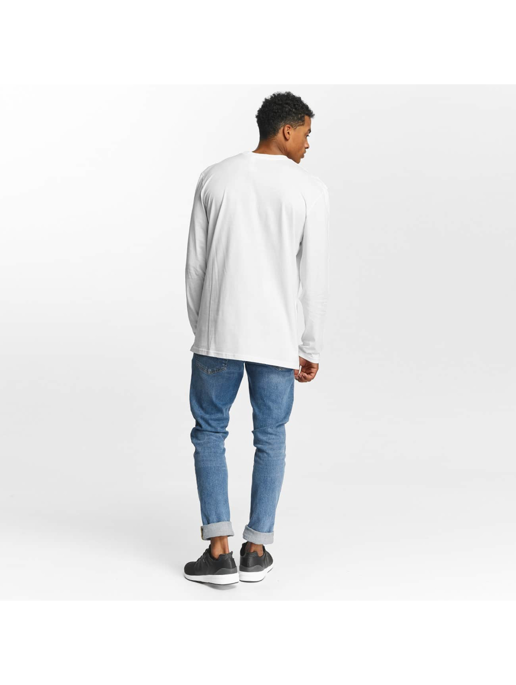 Quiksilver Longsleeve Classic Mad Wave white