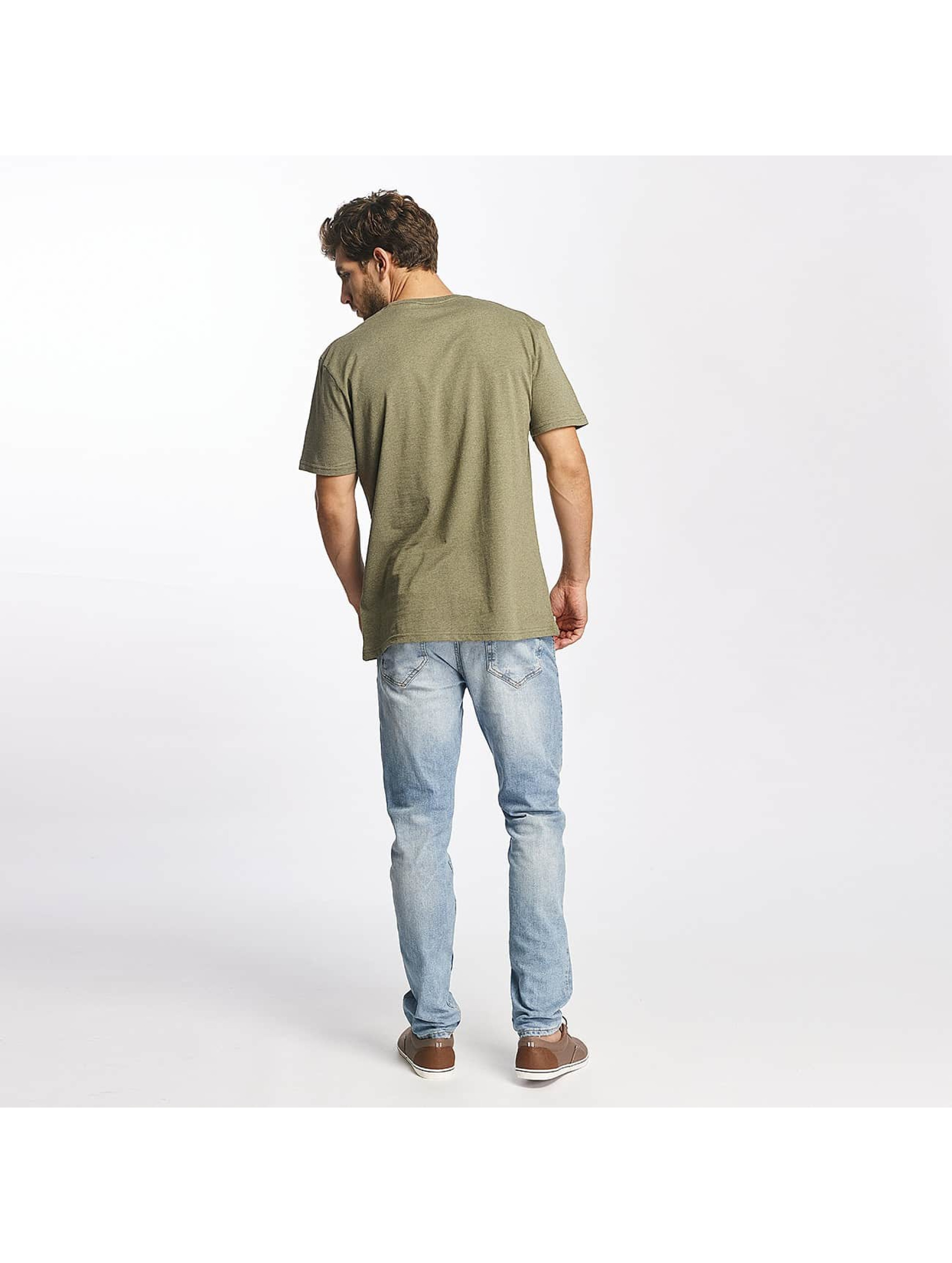 Quiksilver T-Shirt Classic Sea Tales olive