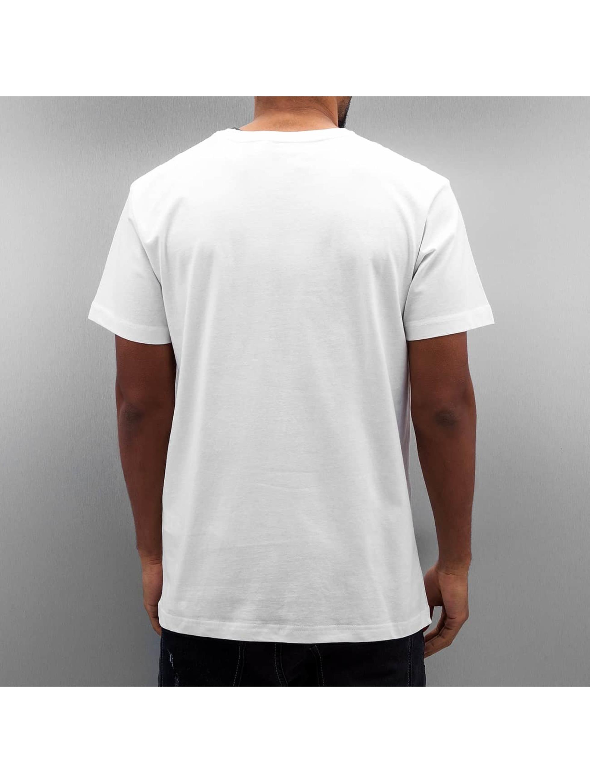Quiksilver T-Shirt Jungle Box white