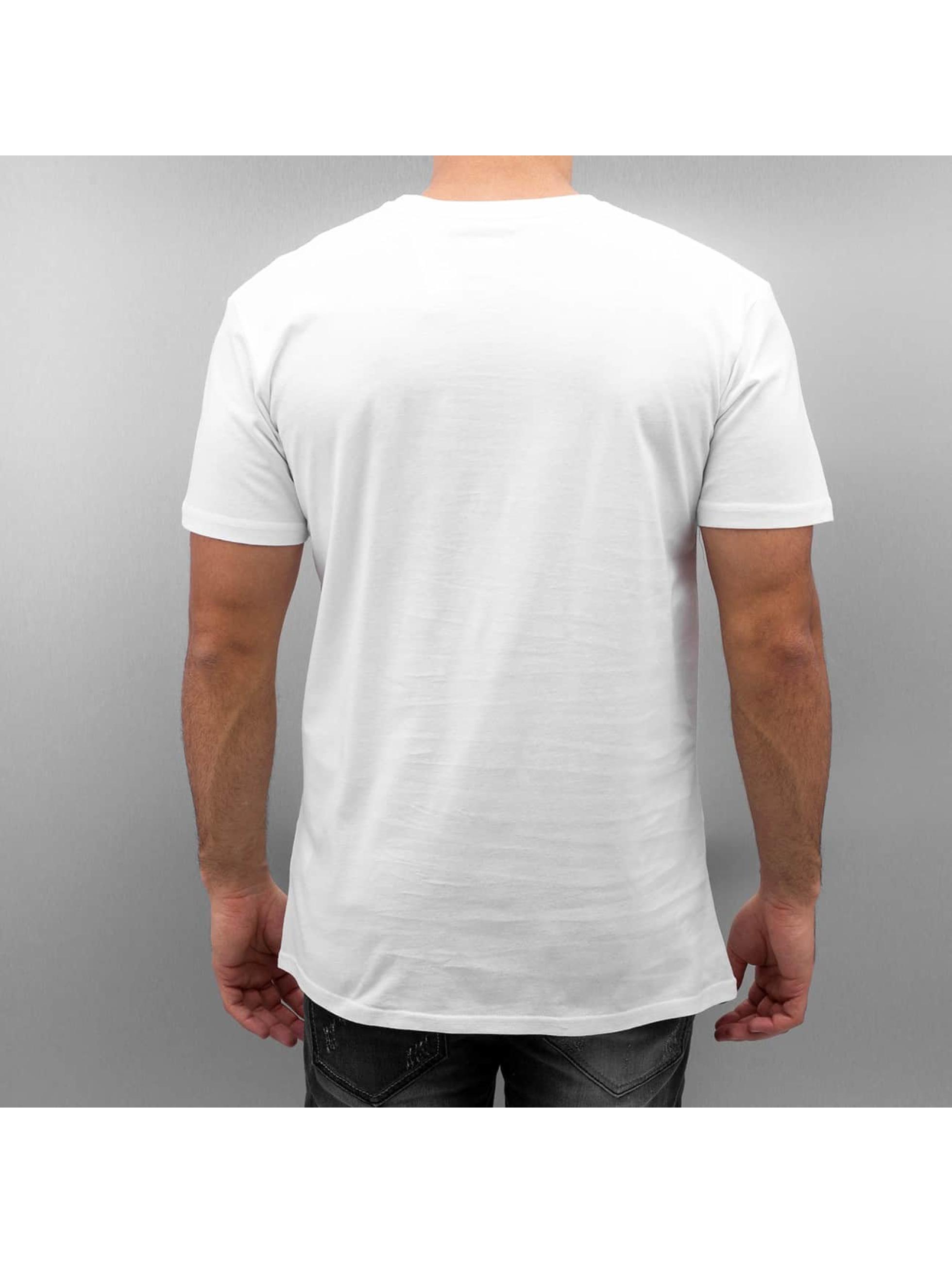 Quiksilver T-Shirt Classic white