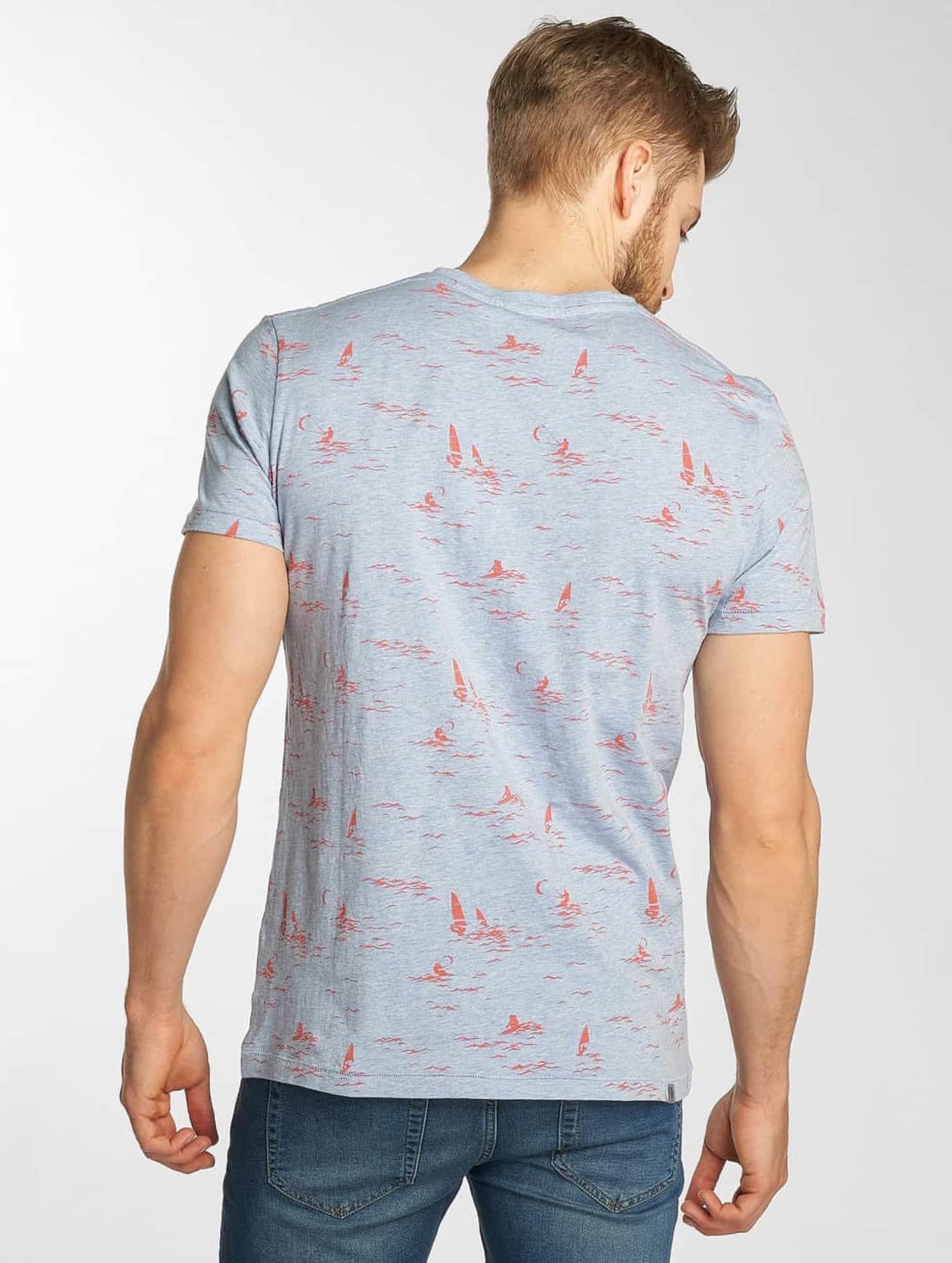 Ragwear T-Shirt Dami blue