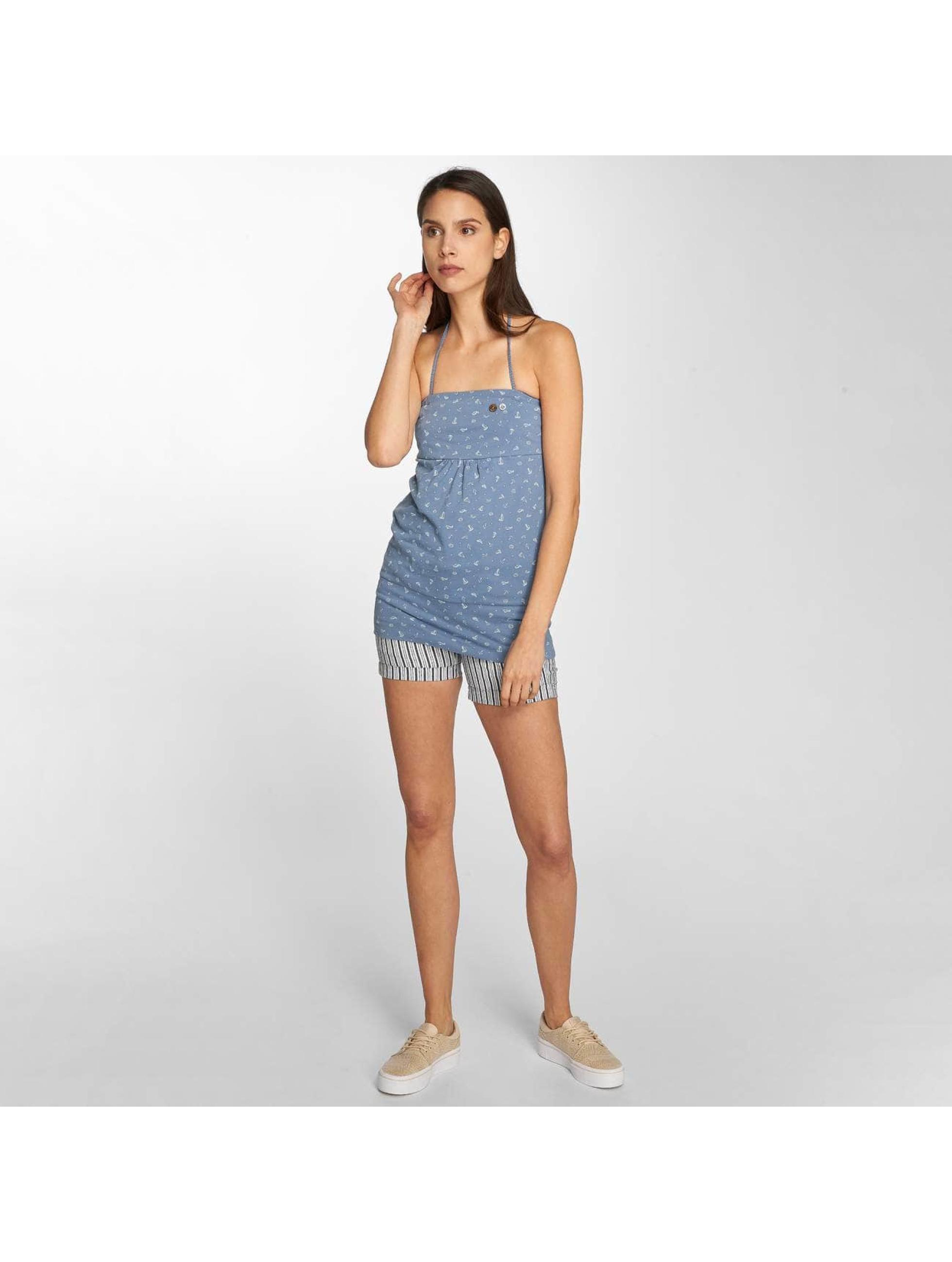 Ragwear Top Shortie blue