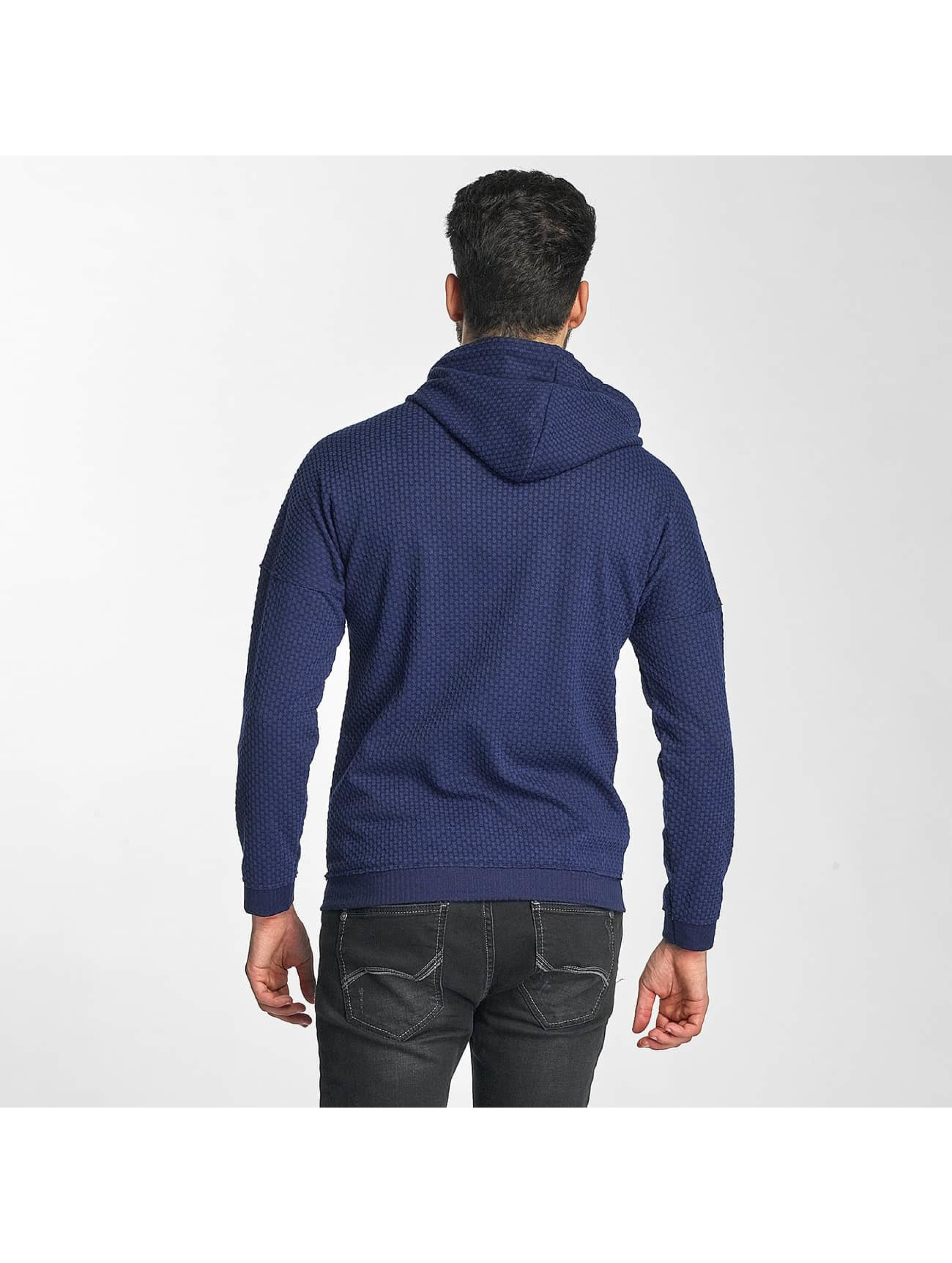 Red Bridge Hoodie Nameless Faces blue