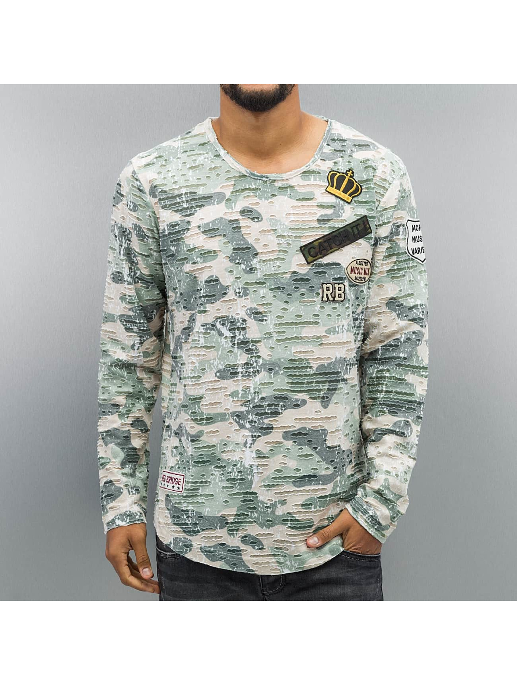Red Bridge Longsleeve Combat khaki