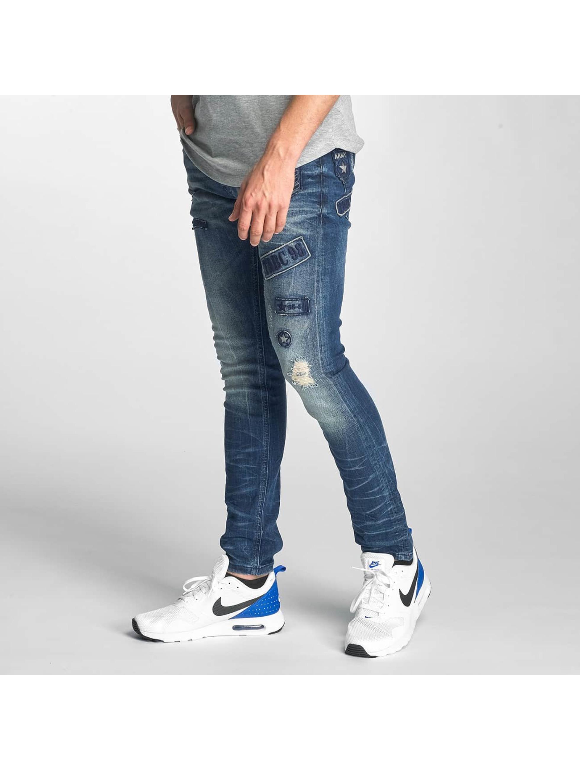 Red Bridge Skinny Jeans TRBC 98 blue