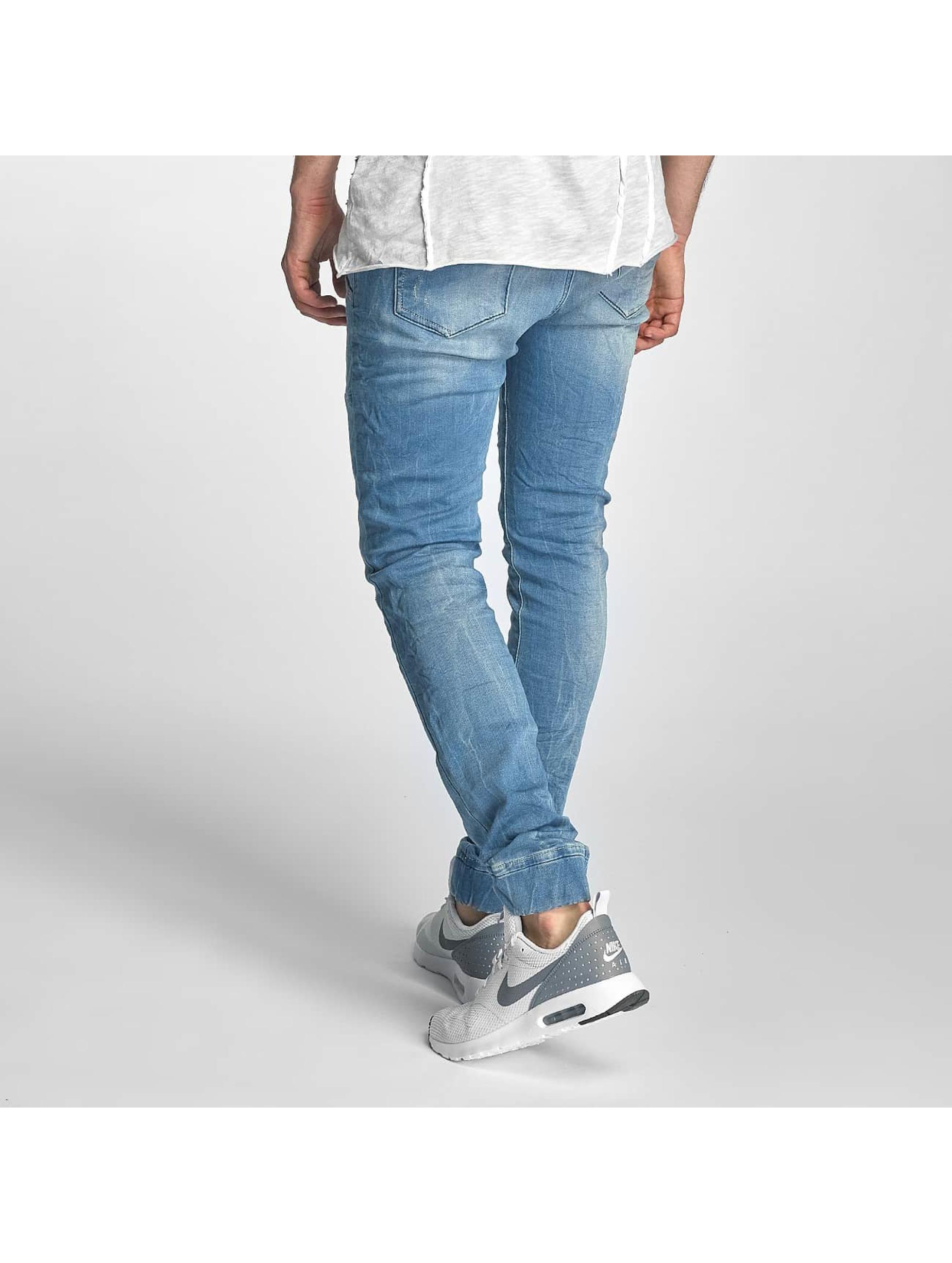 Red Bridge Slim Fit Jeans Performence blue