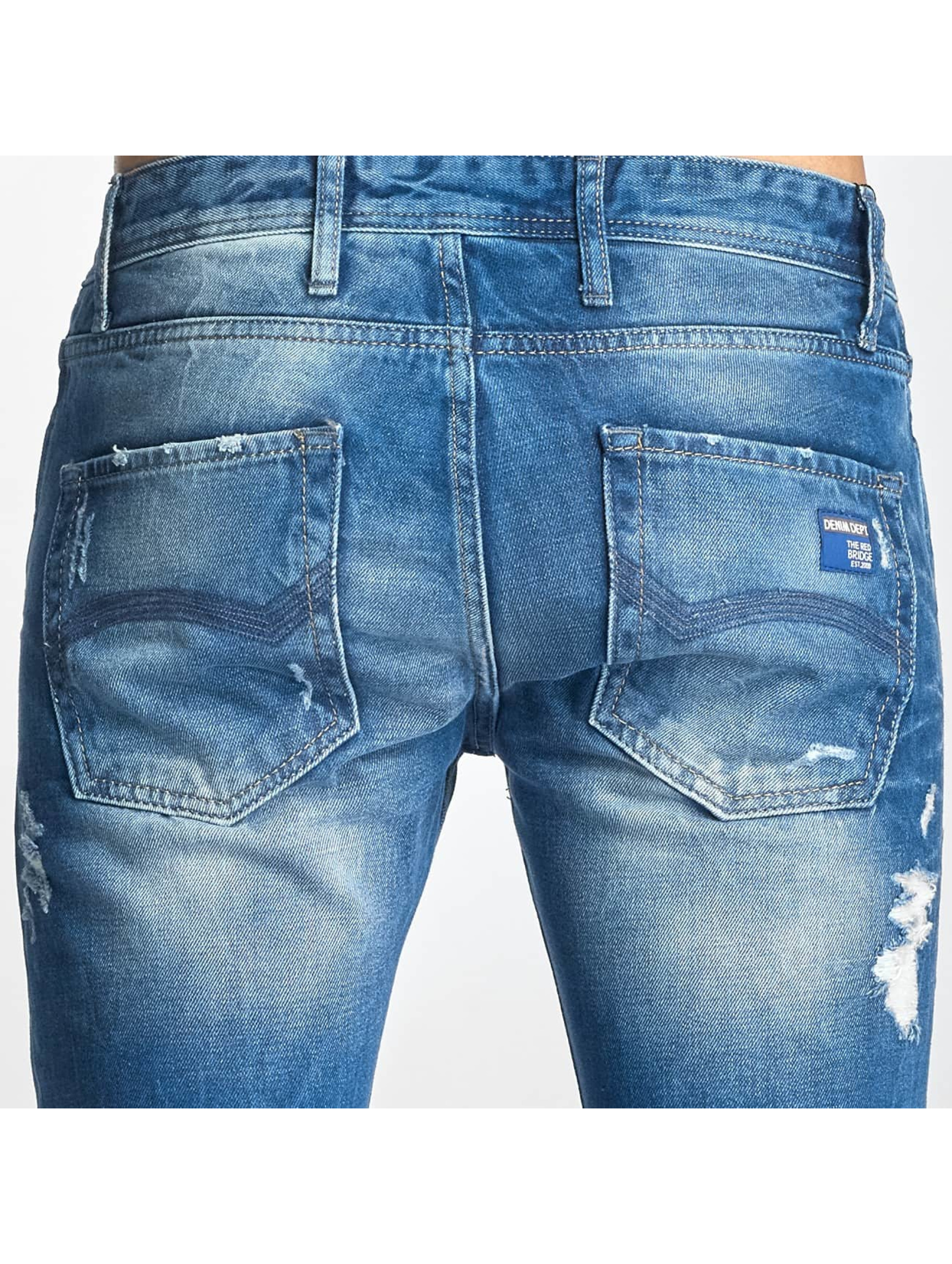 Red Bridge Straight Fit Jeans Ischewsk blue