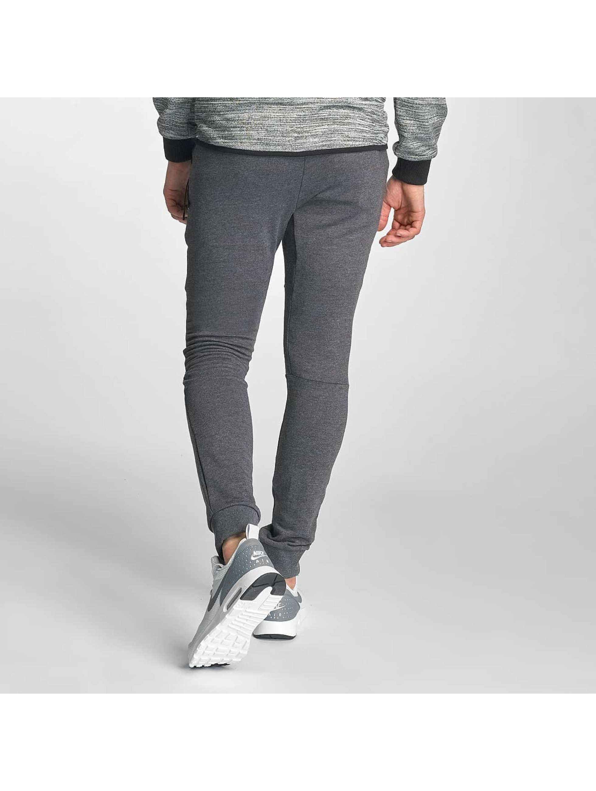 Red Bridge Sweat Pant Netted gray