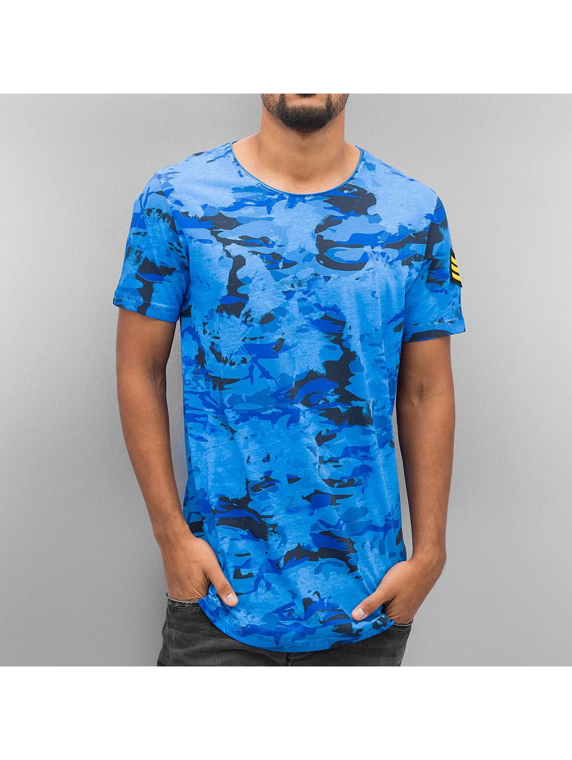 Red Bridge T-Shirt Combat blue