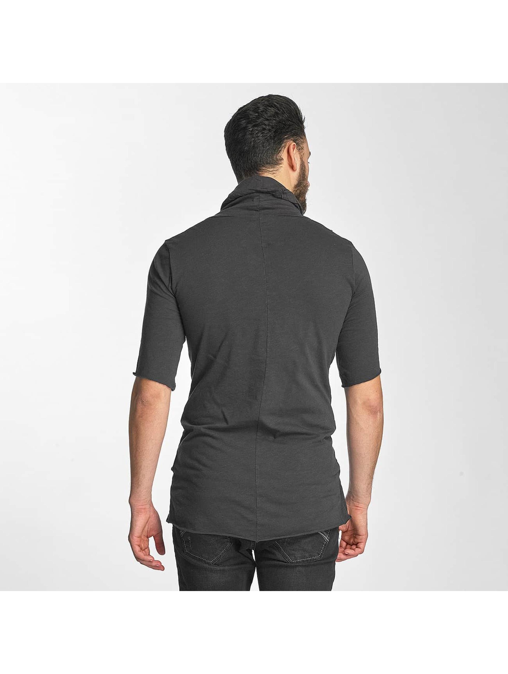 Red Bridge T-Shirt Asymmetric gray