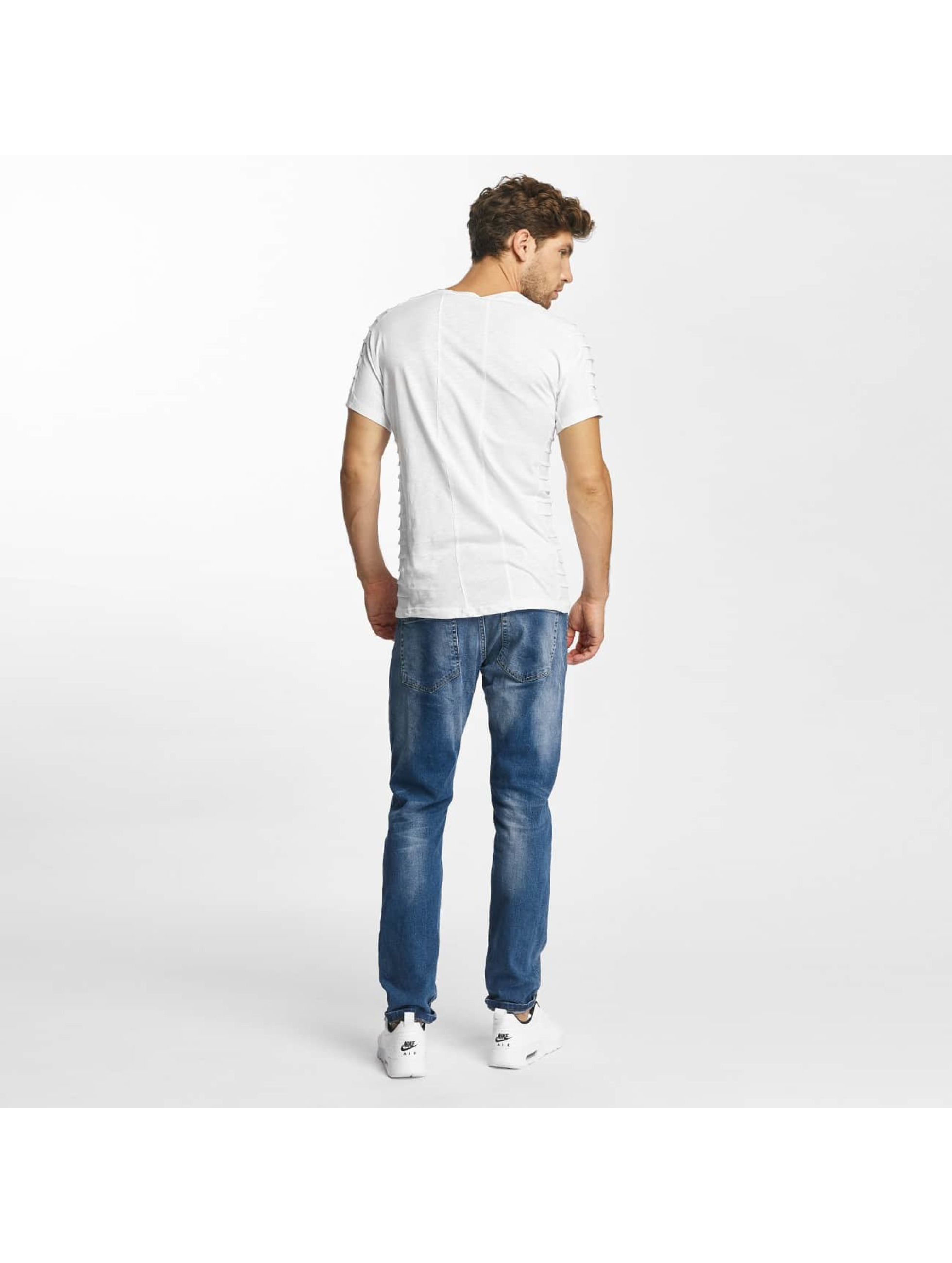 Red Bridge T-Shirt Enver white