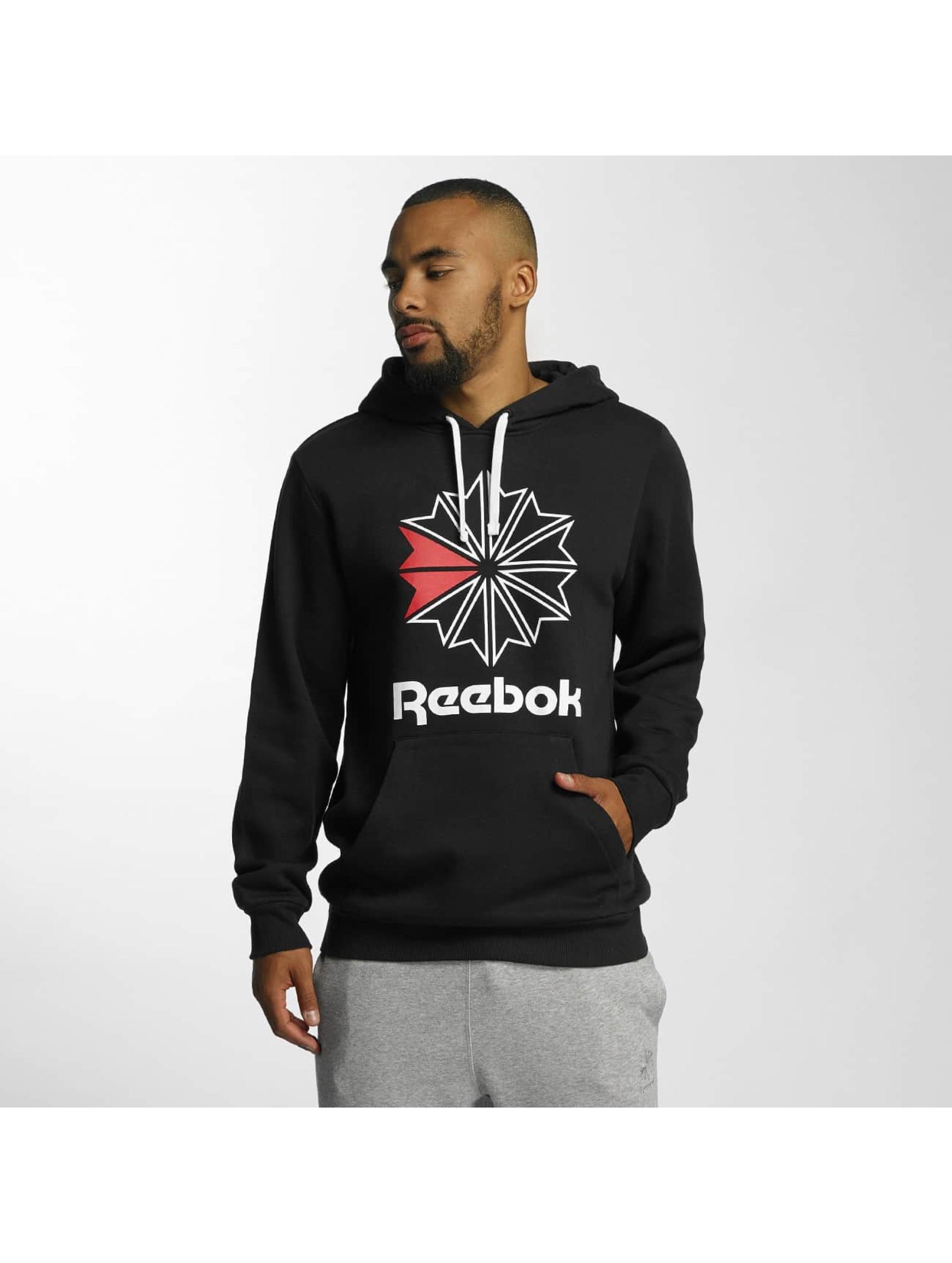 Reebok Hoodie F Star black