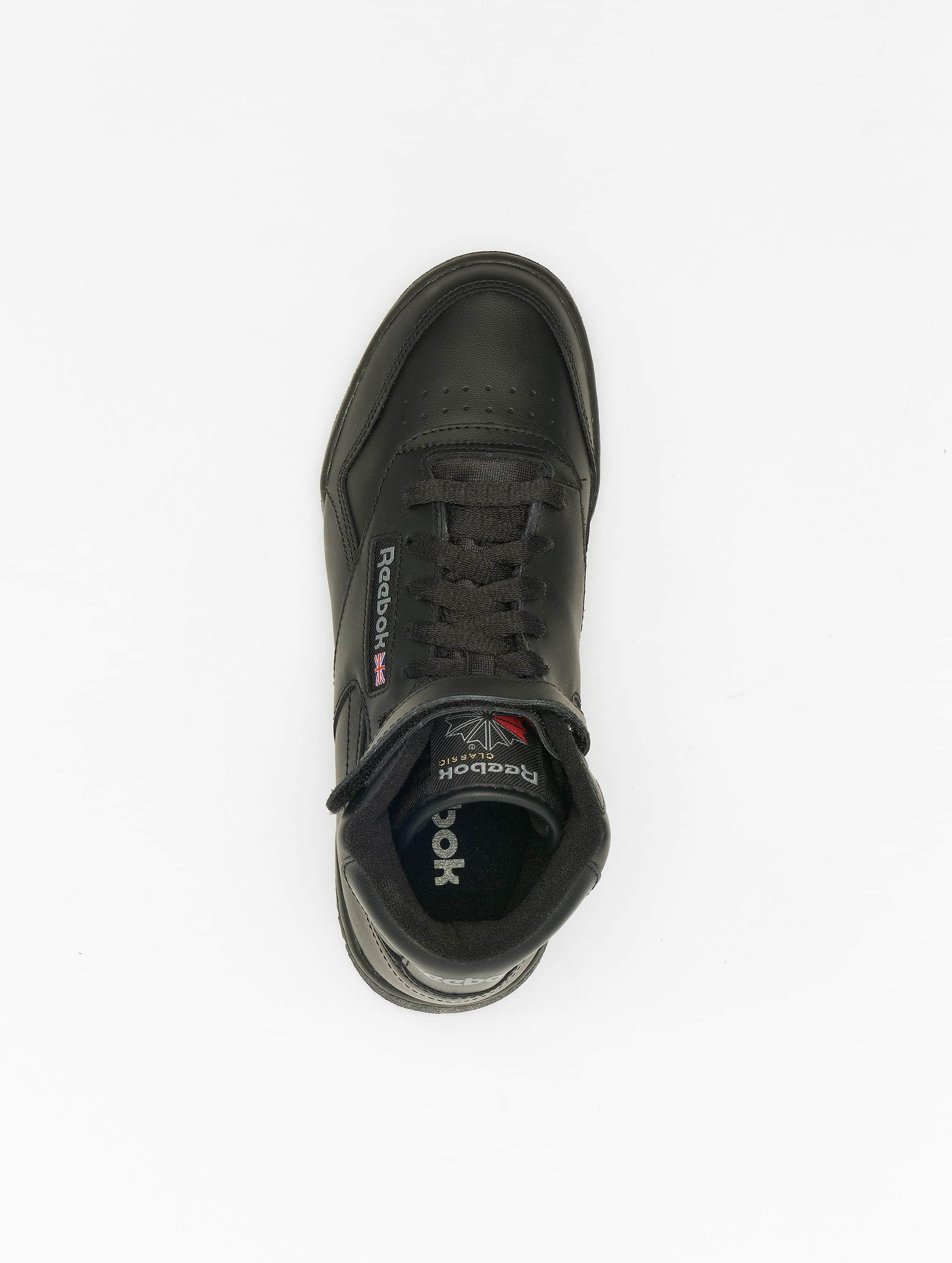 Reebok Sneakers Exofit Hi Basketball Shoes black
