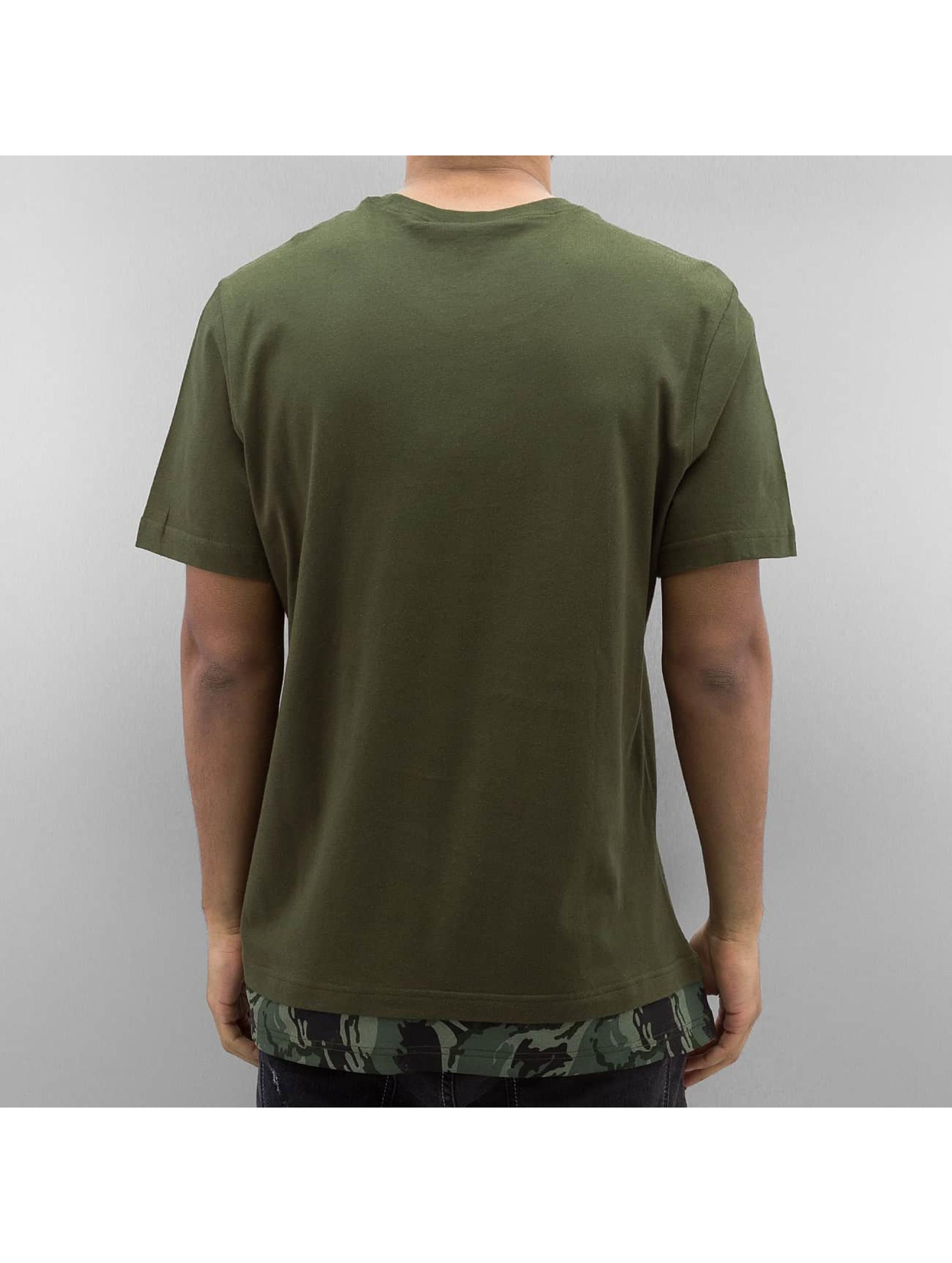 Reebok T-Shirt Layered green