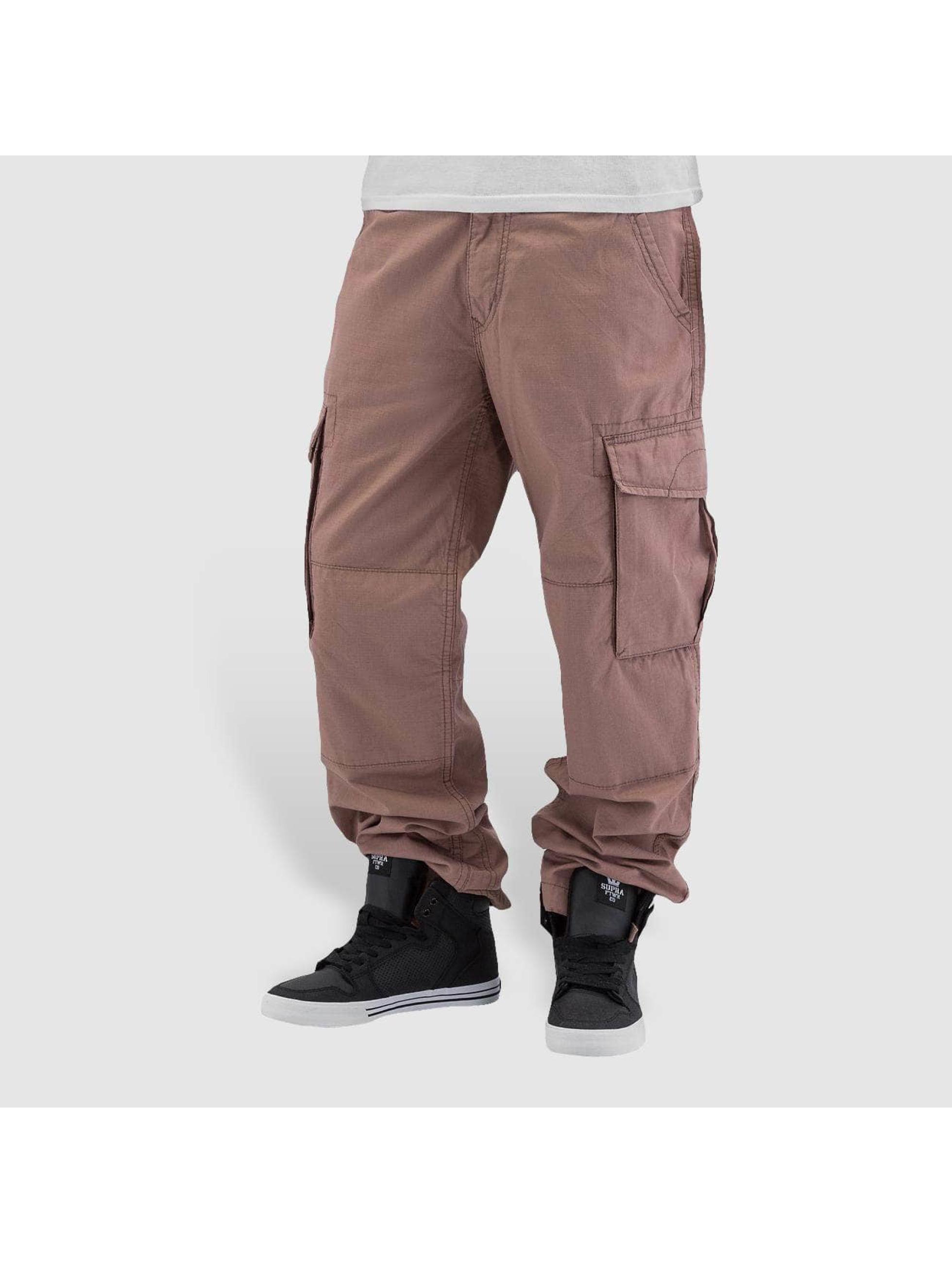 reell jeans herren cargohose ripstop in beige 203075. Black Bedroom Furniture Sets. Home Design Ideas
