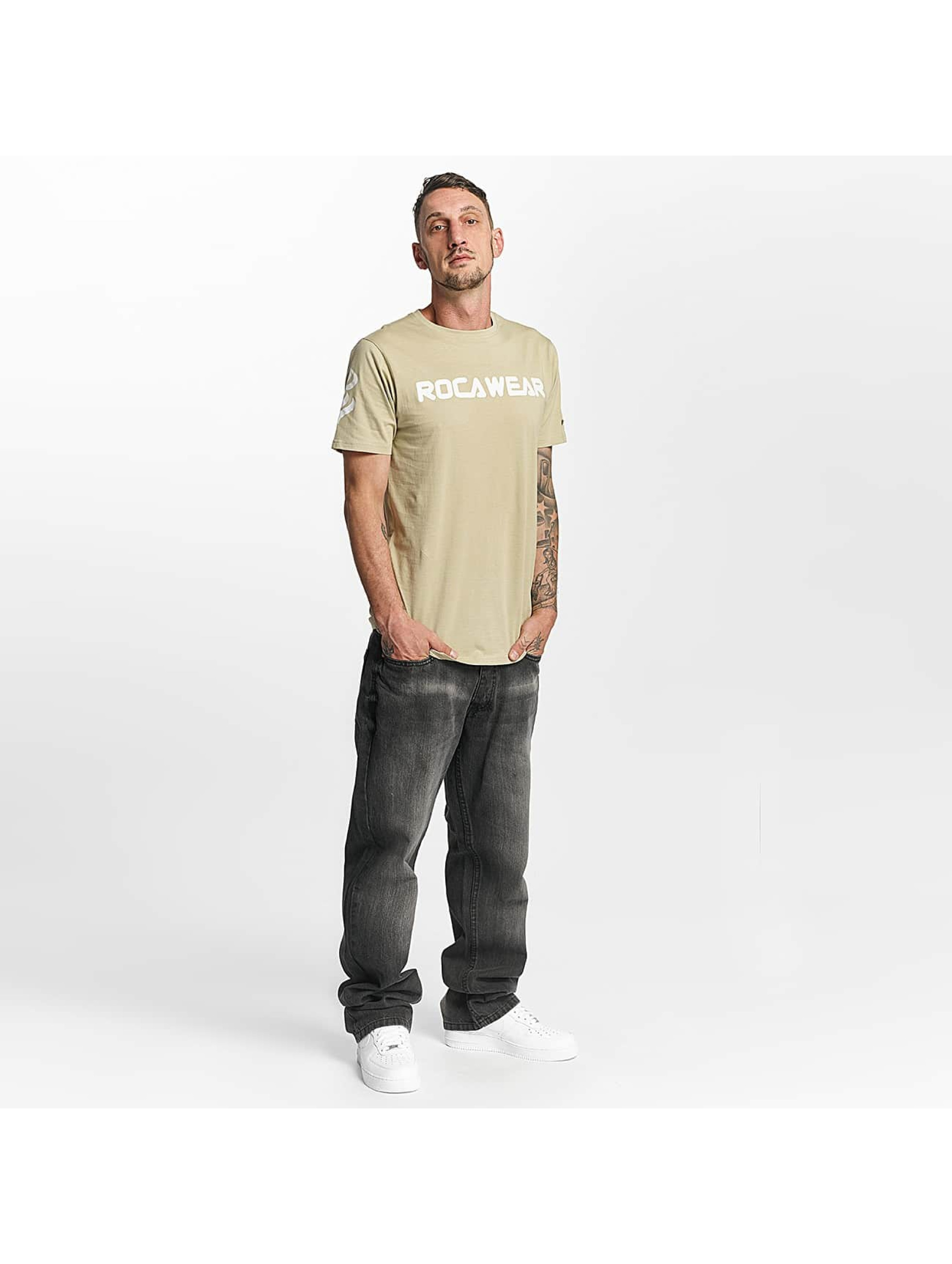 Rocawear Loose Fit Jeans Mirror gray