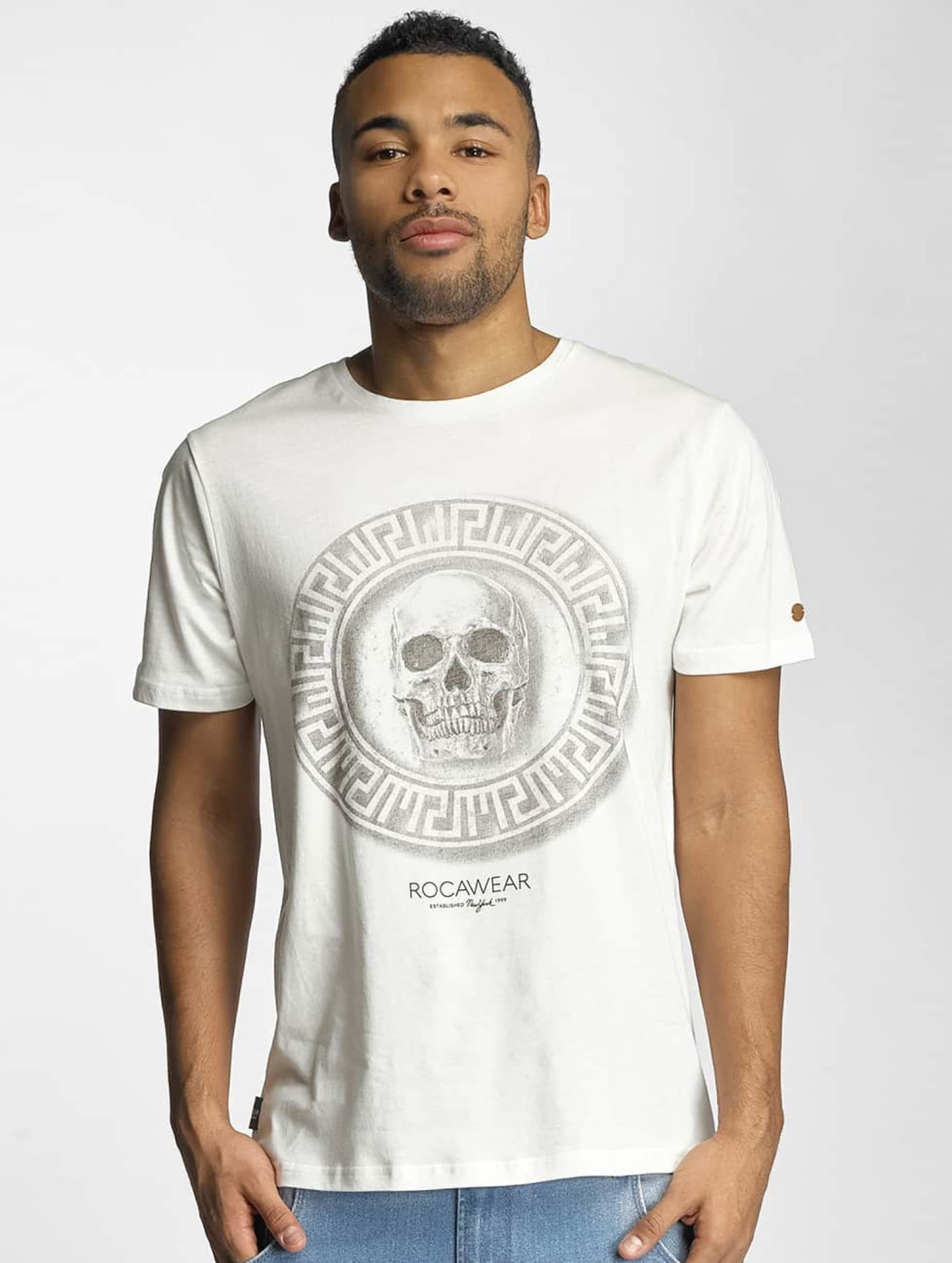 Rocawear T-Shirt Almost white