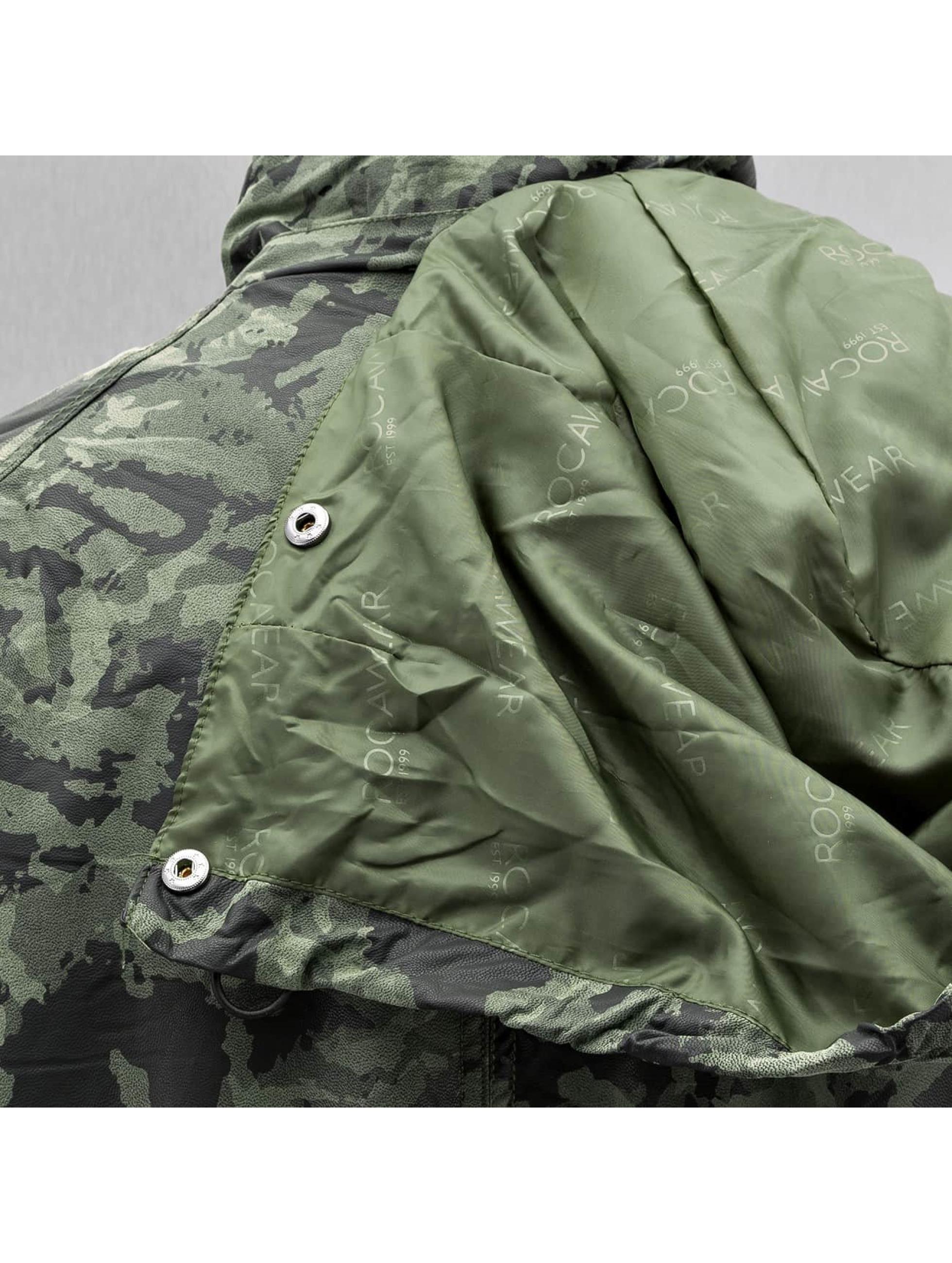 Rocawear Winter Jacket Elmar camouflage