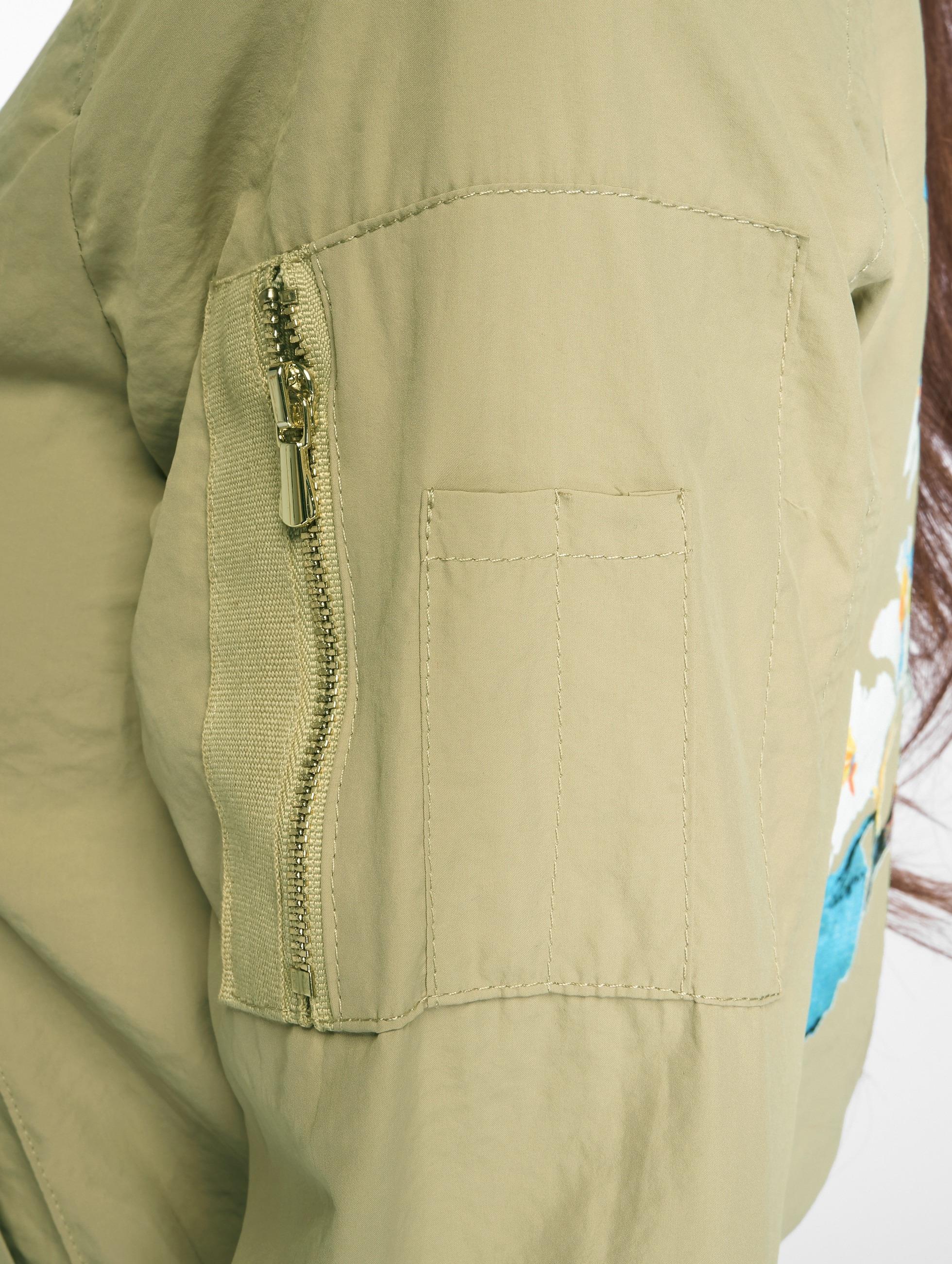 Rock Angel Bomber jacket Alia Bomber olive