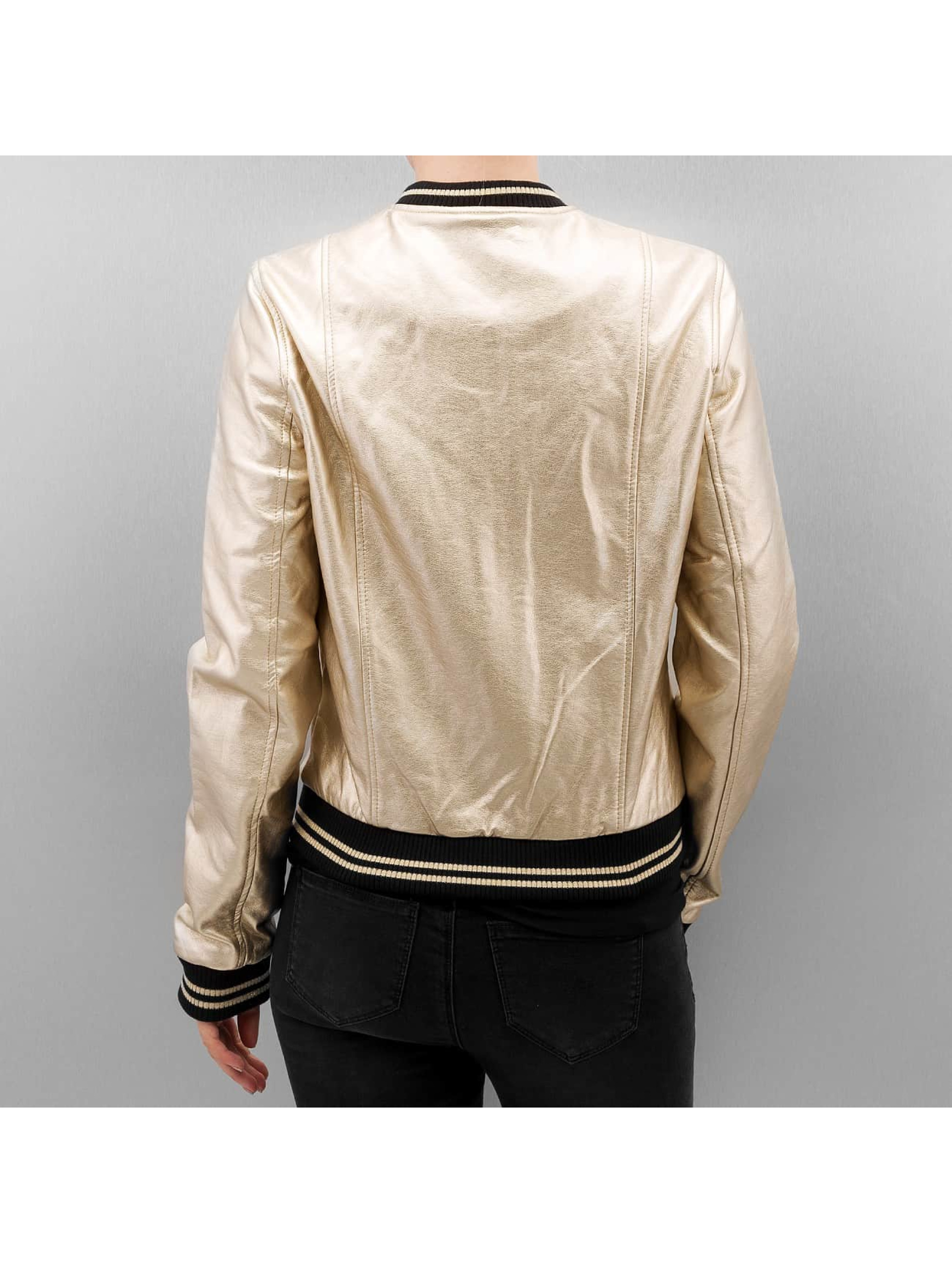Rock Angel College Jacket Elodie gold