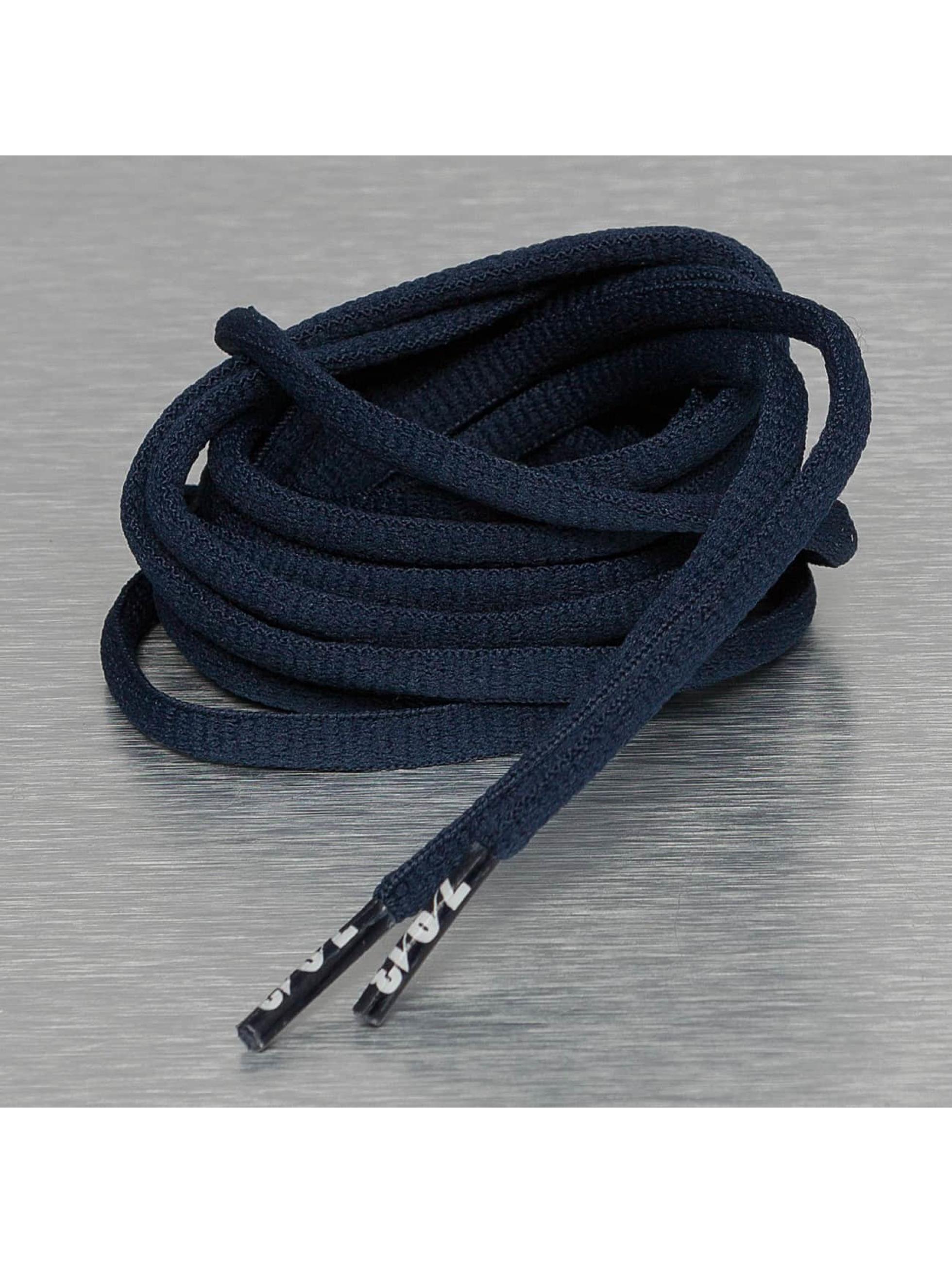 Seven Nine 13 Shoelace Hard Candy Round blue