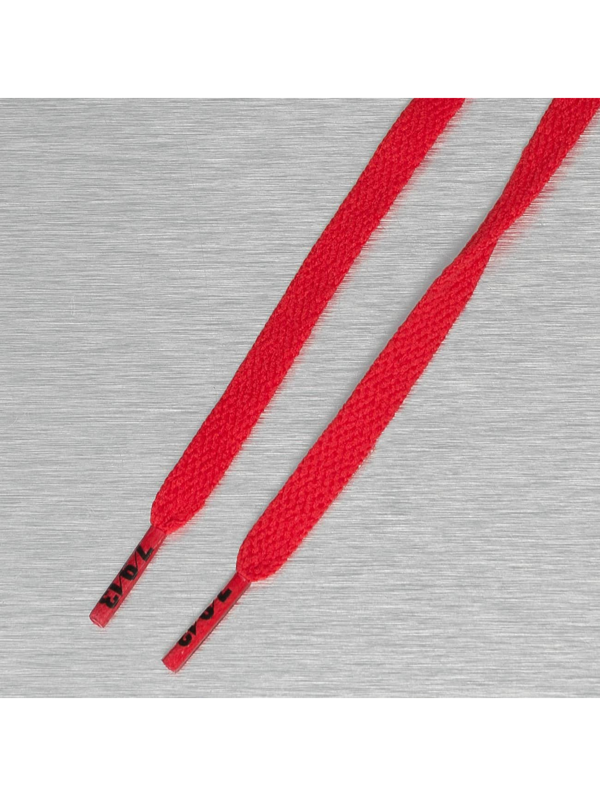 Seven Nine 13 Shoelace Hard Candy Short red