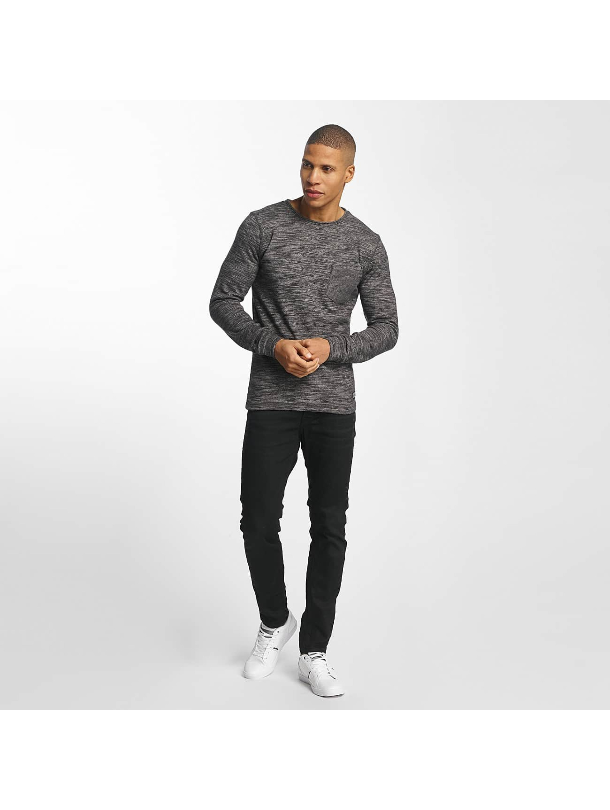 SHINE Original Pullover Malcom Pocket Inside Out gray