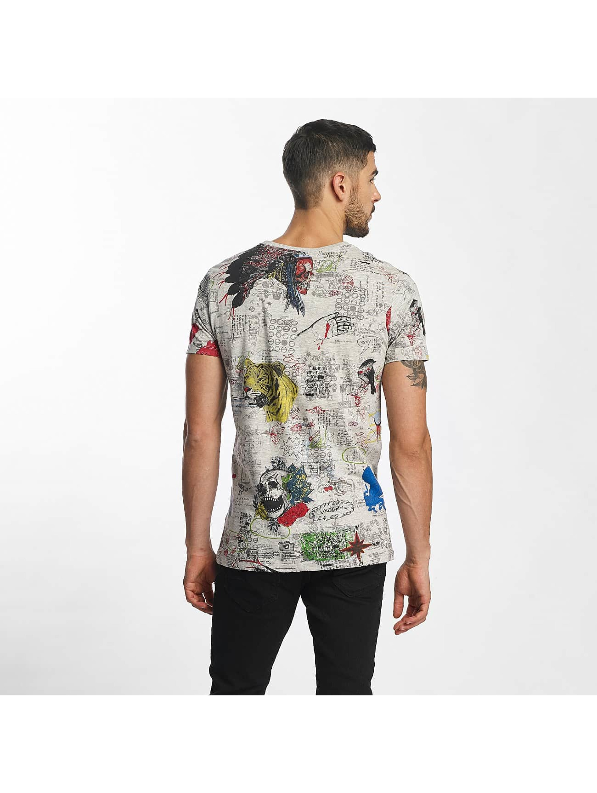 SHINE Original T-Shirt Capsule AOP gray