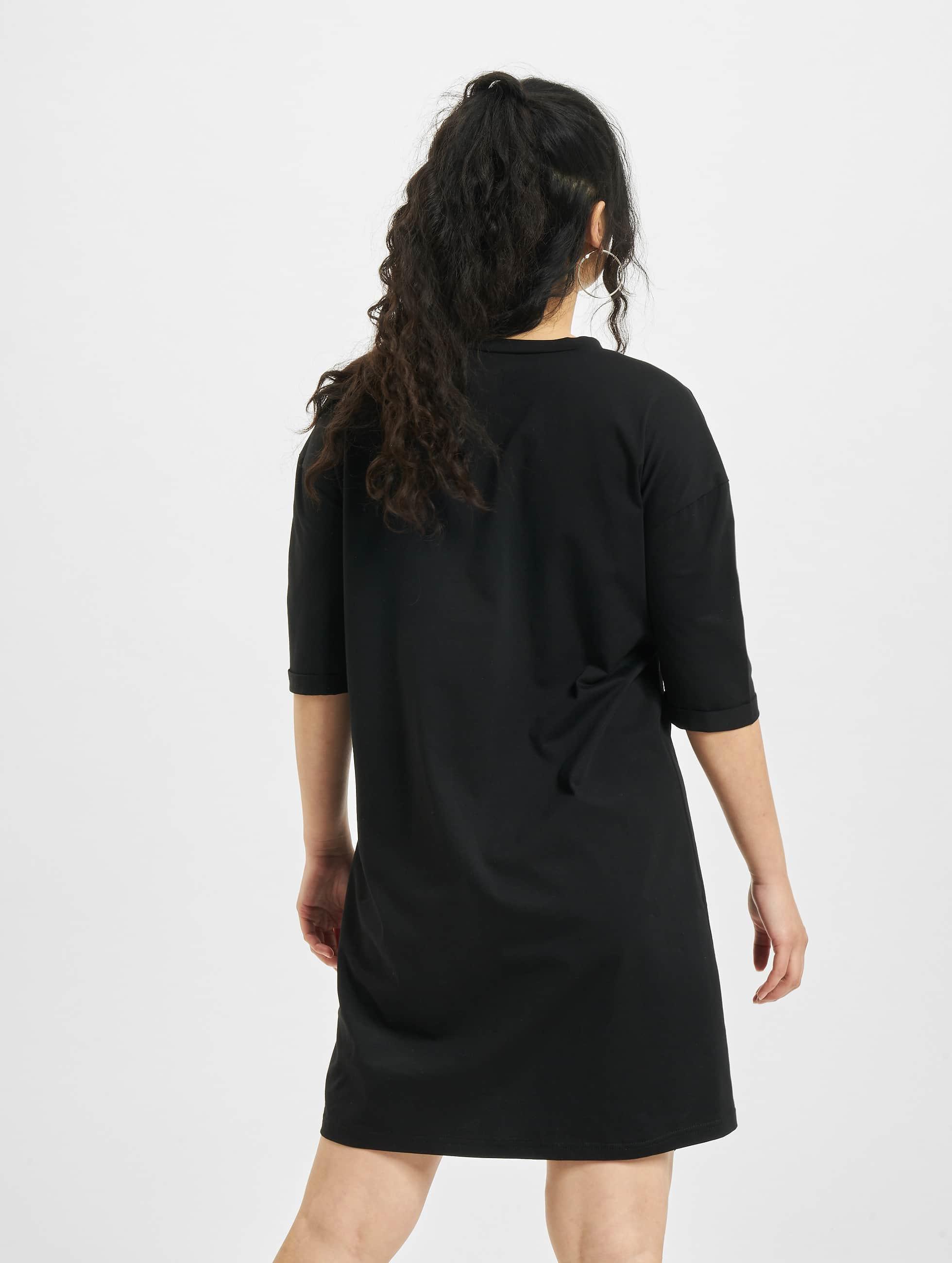 Sixth June Dress Girl Squad black