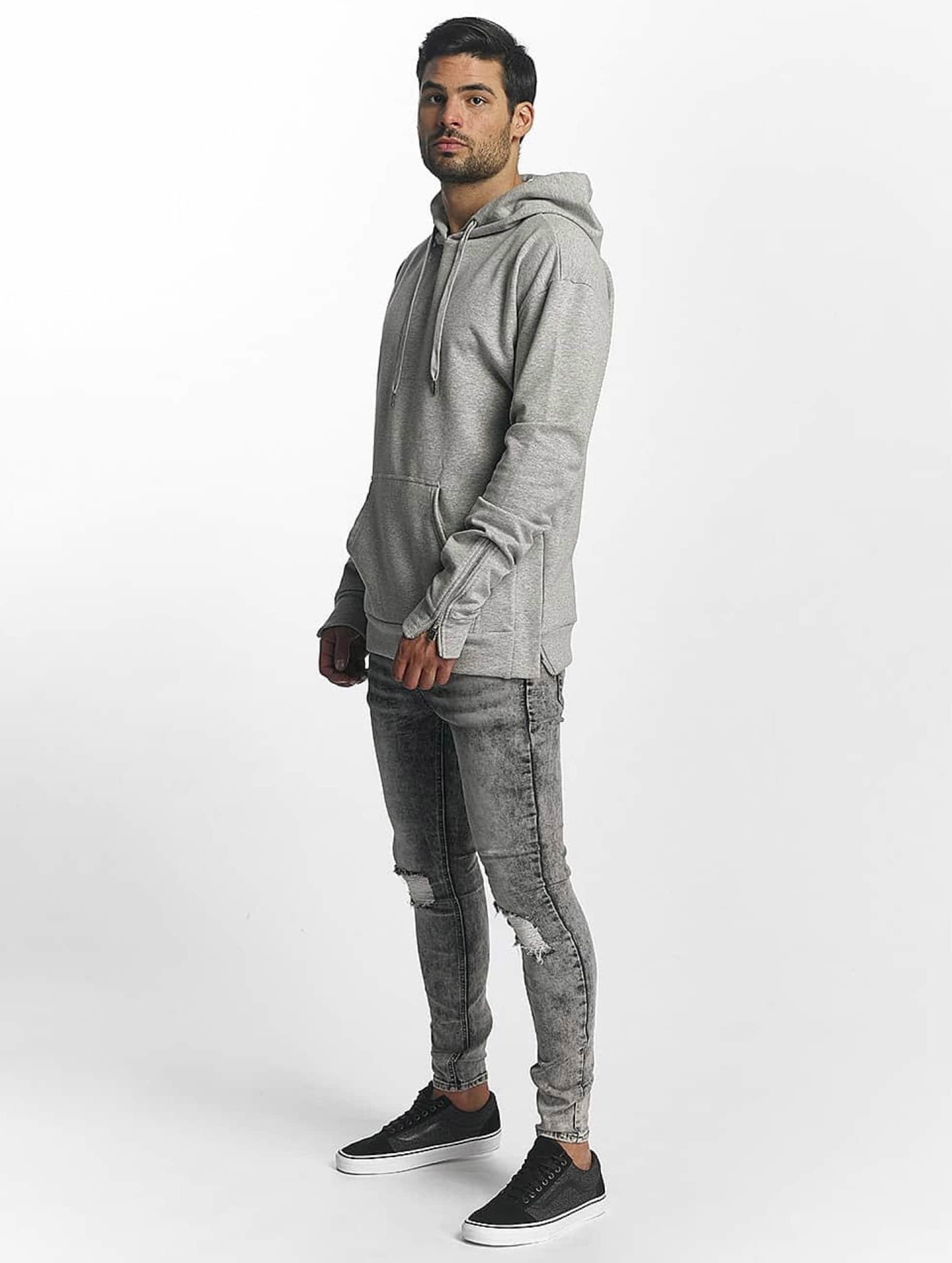 Sixth June Hoodie Regular gray