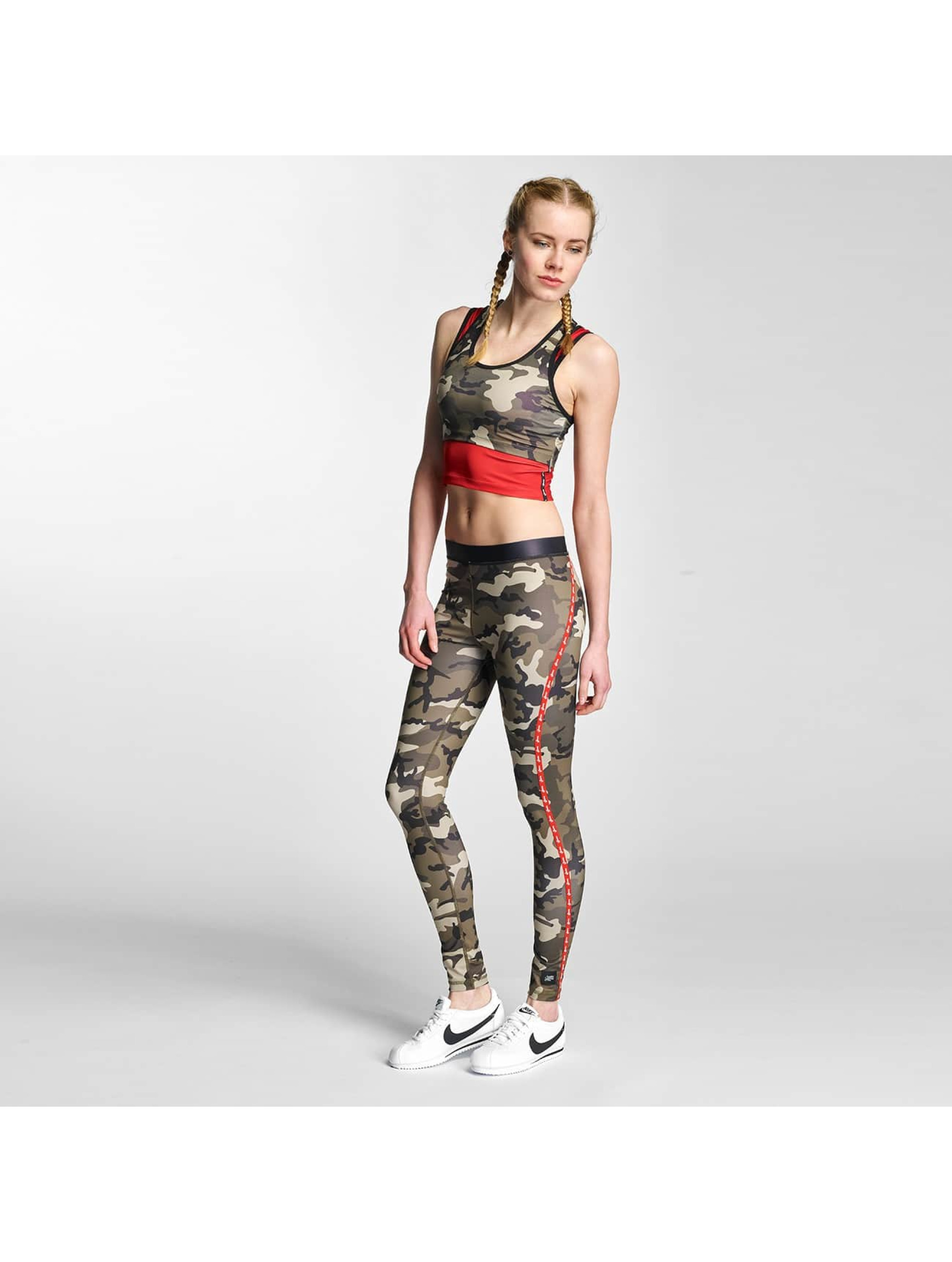 Sixth June Leggings/Treggings Sport Camou camouflage