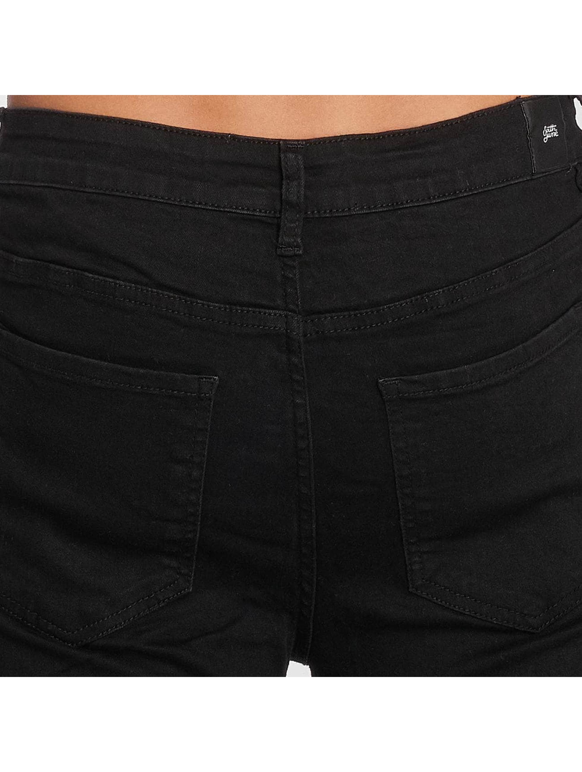 Sixth June Slim Fit Jeans Slim black